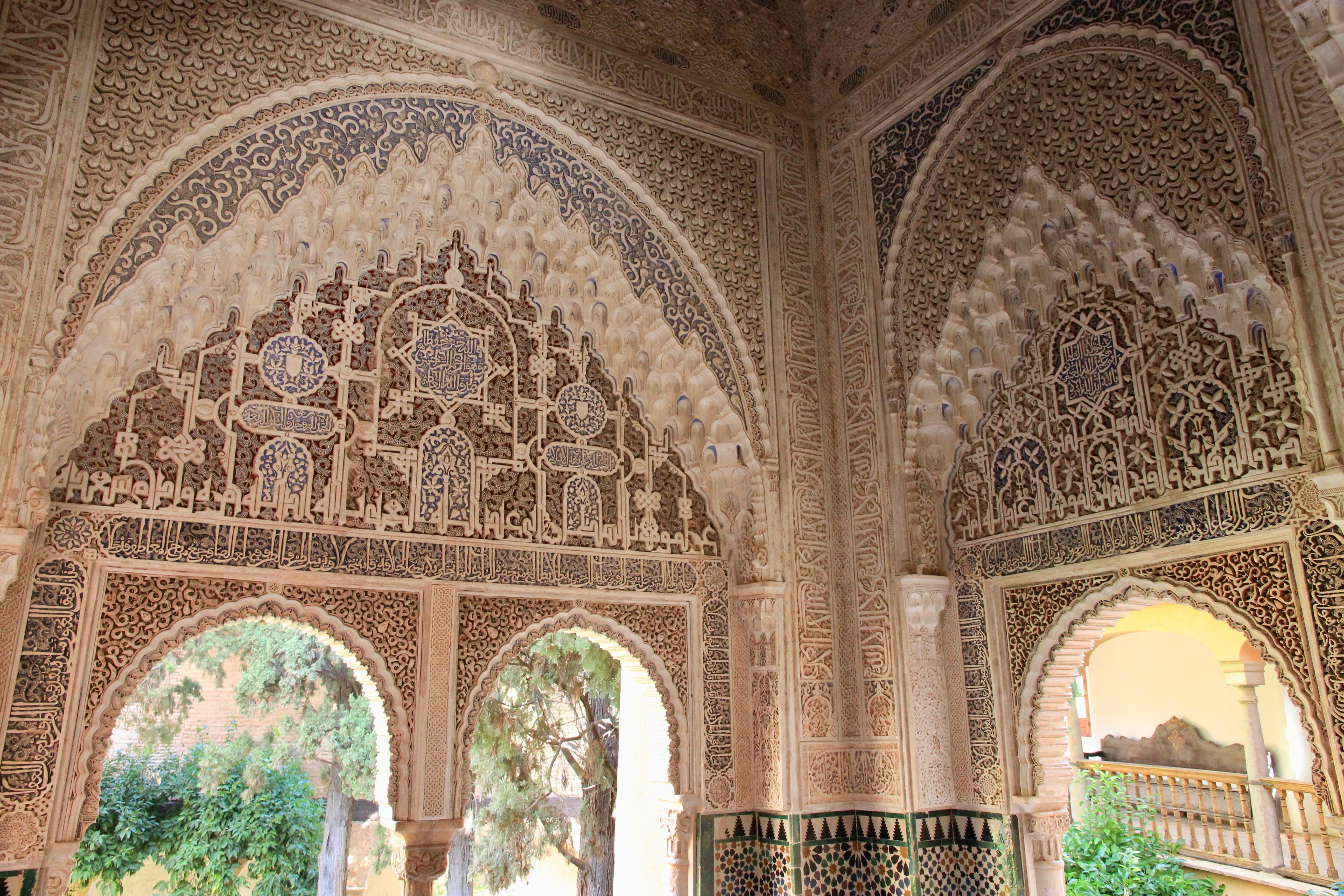 consigli per visitare l'Alhambra di Granada
