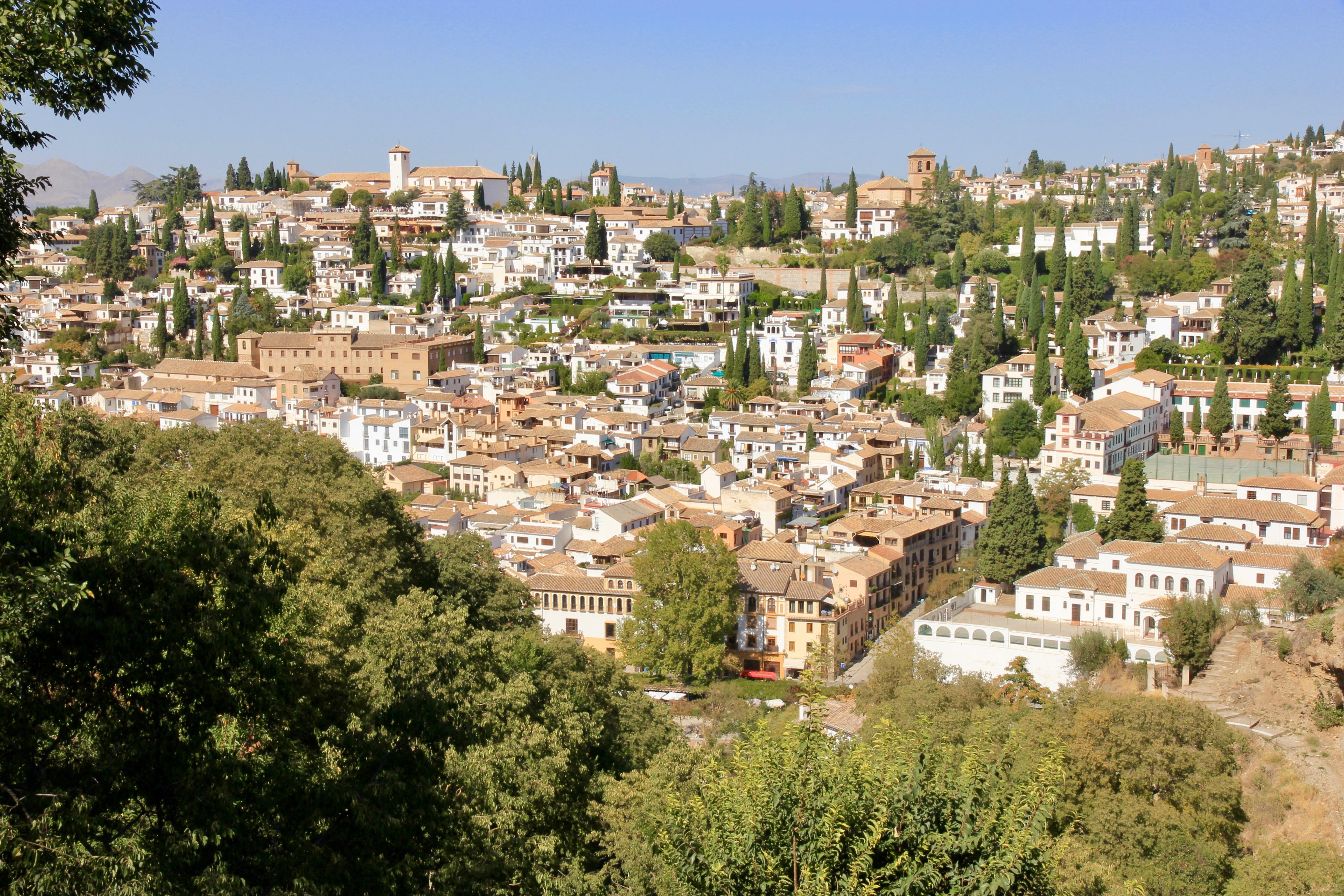 cosa vedere a Granada: Albayzín
