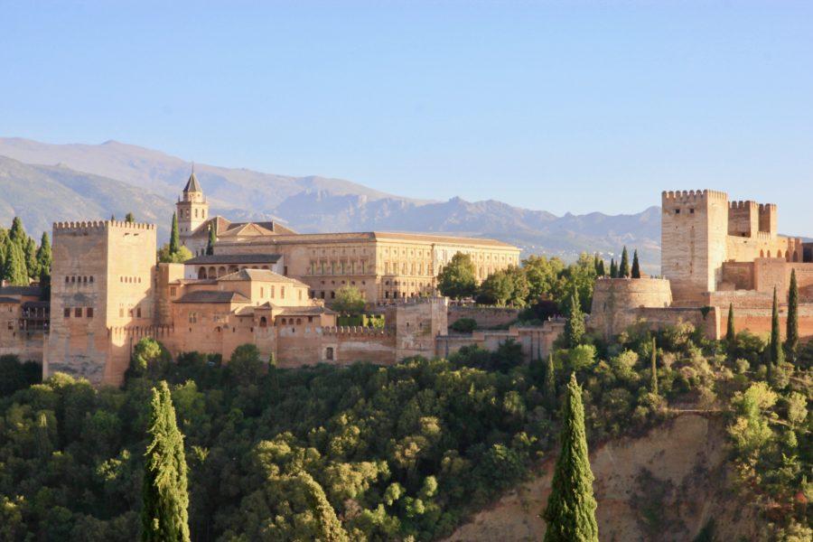 Granada in due giorni