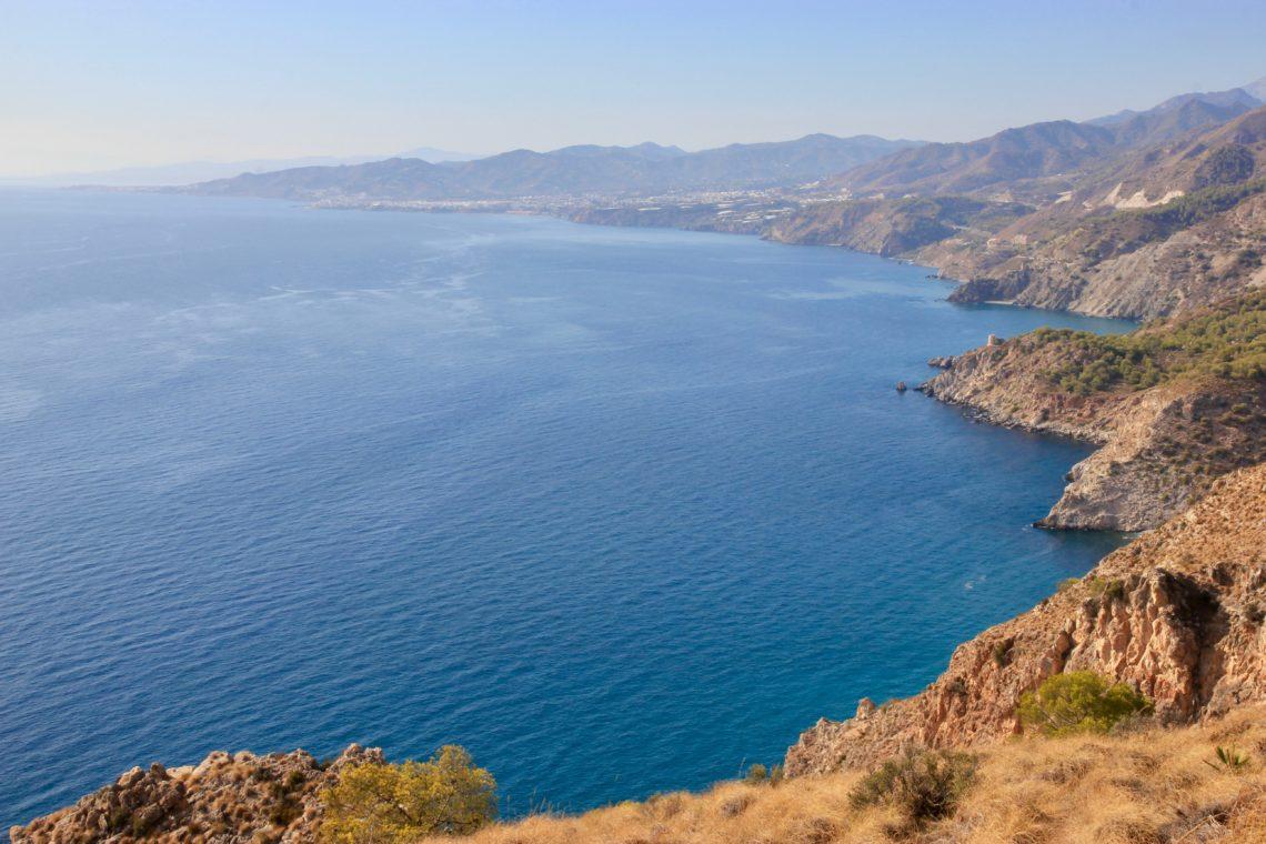 Punto panoramico: mirador de Cerro Gordo