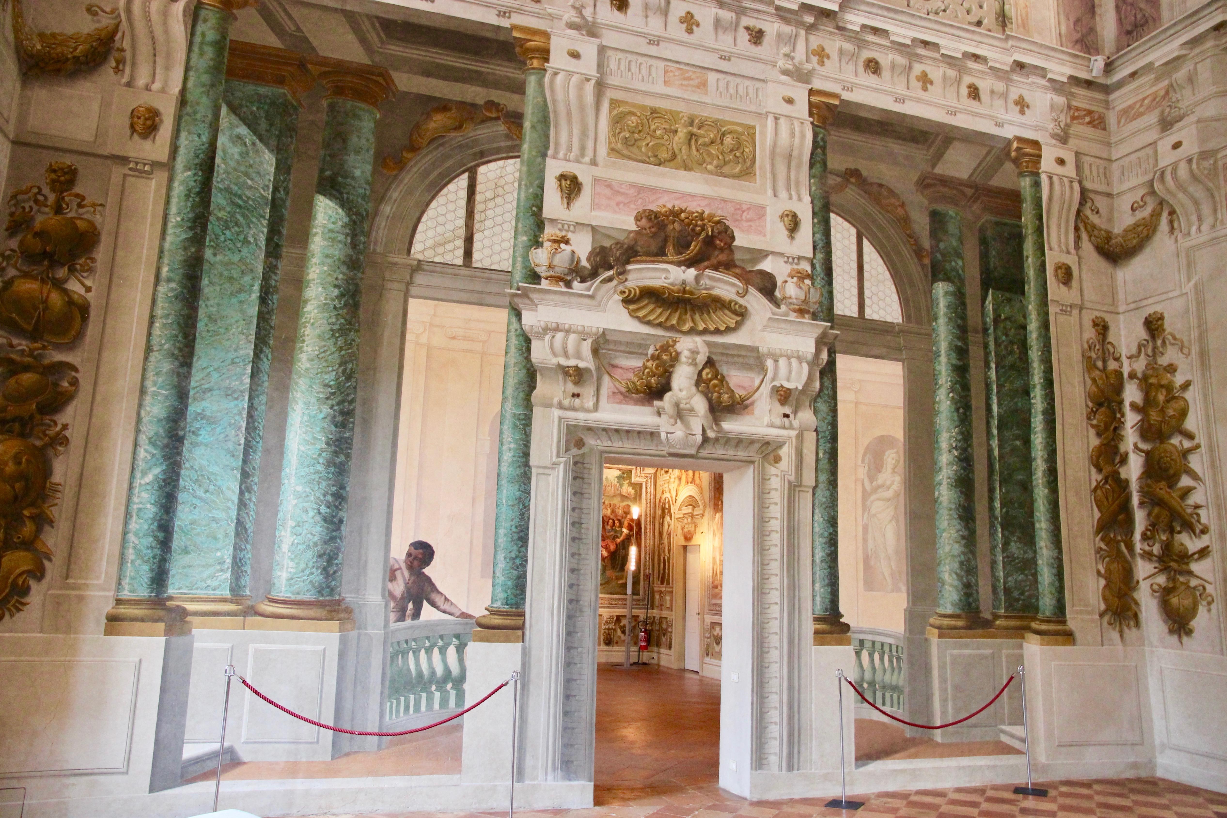 Visita guidata al palazzo Ducale di Sassuolo