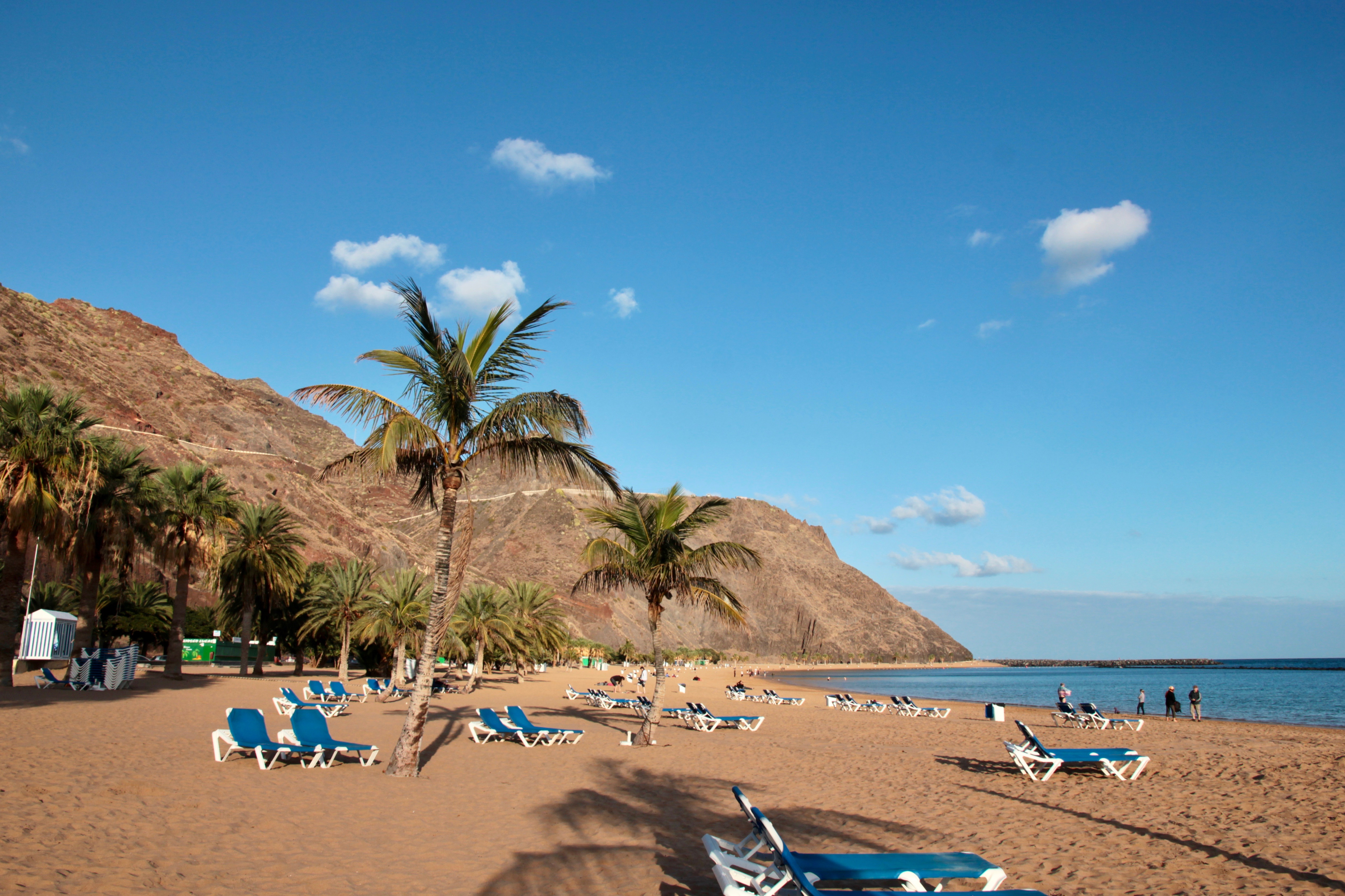 spiagge pù belle di Tenerife
