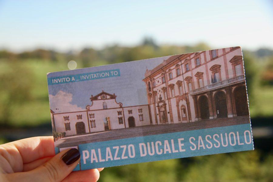 Visita al Palazzo Ducale di Sassuolo