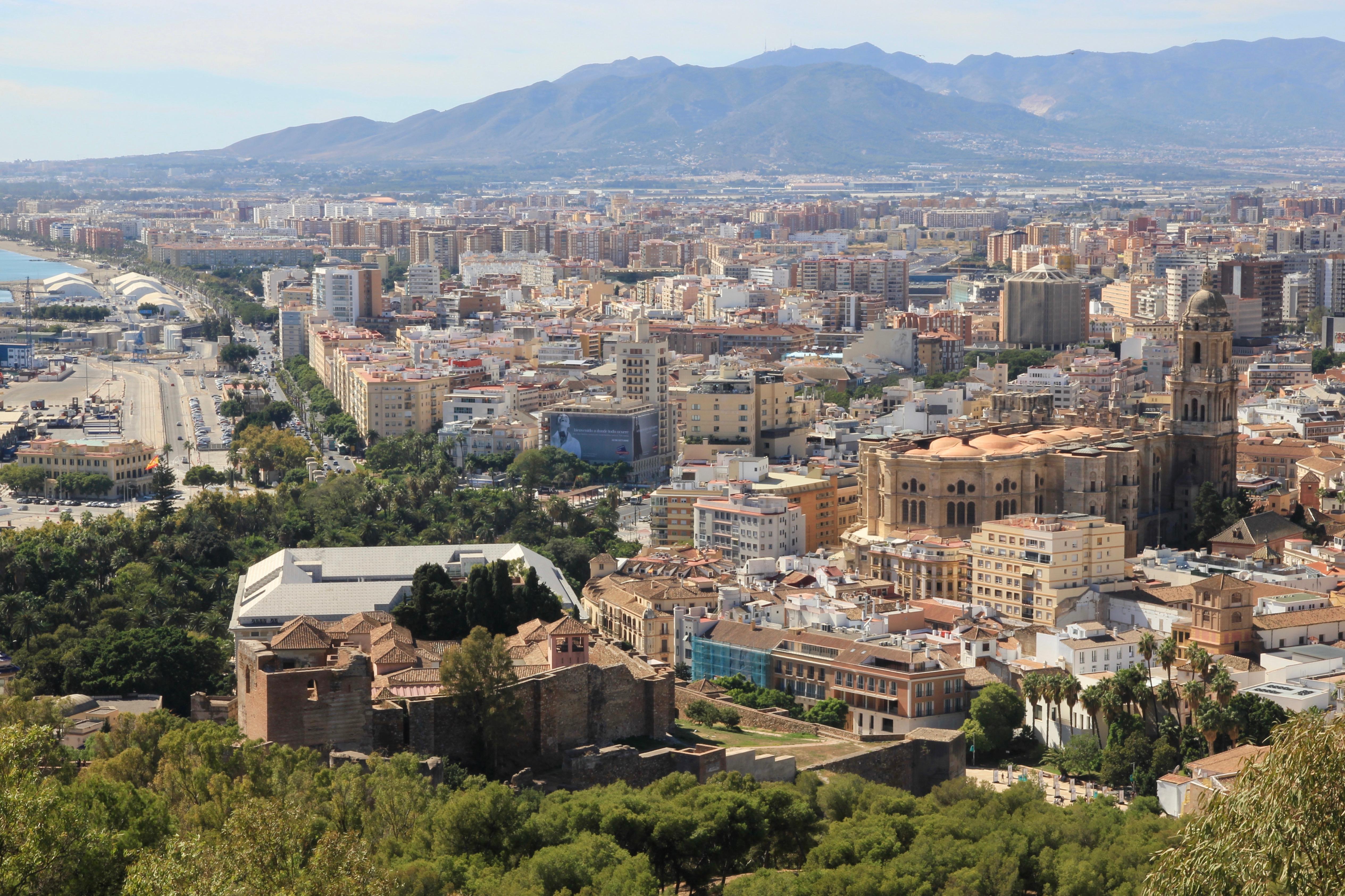 Viste su Málaga