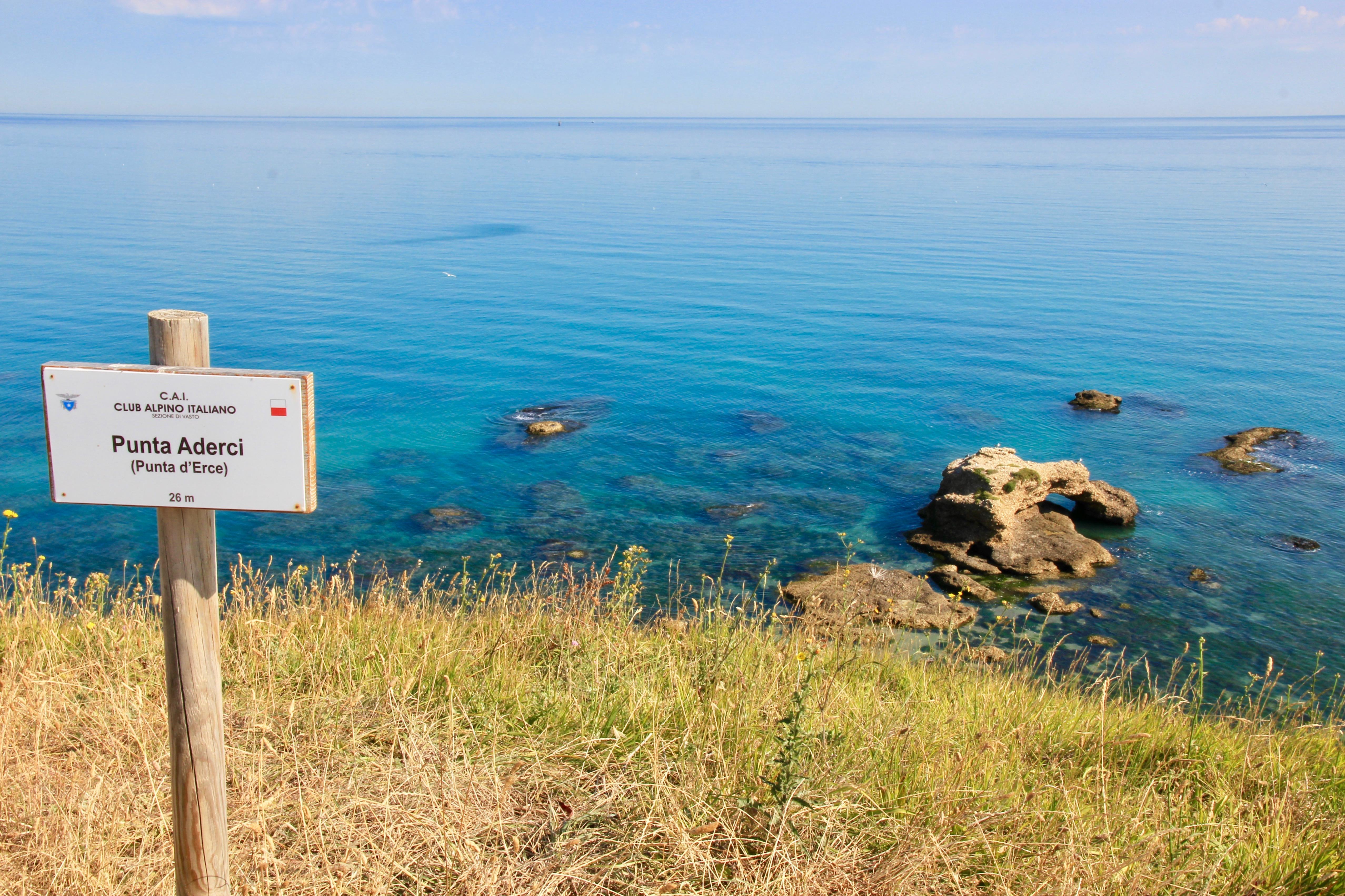 Punta Aderci Abruzzo