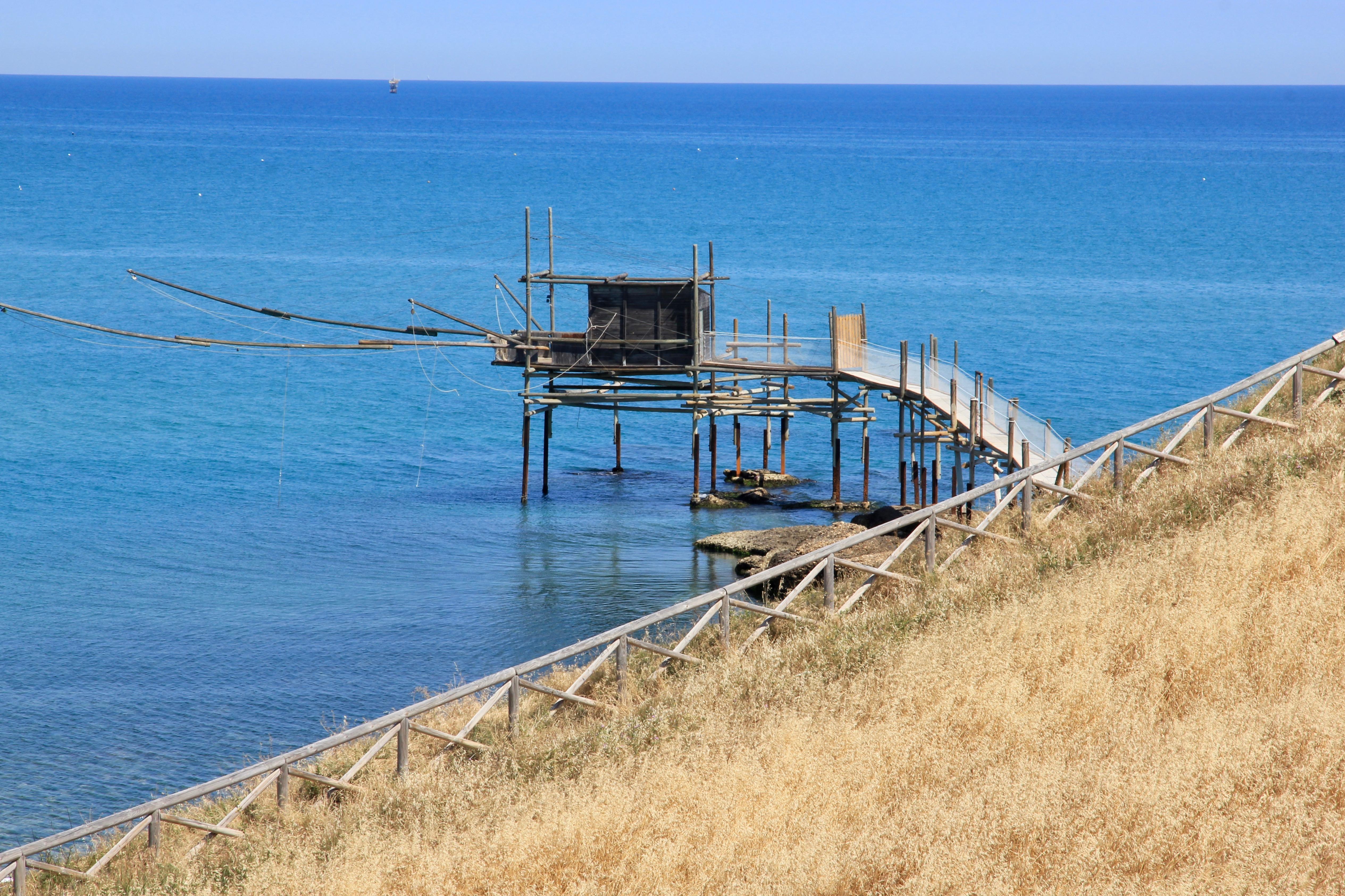 Costa dei Trabocchi, Abruzzo