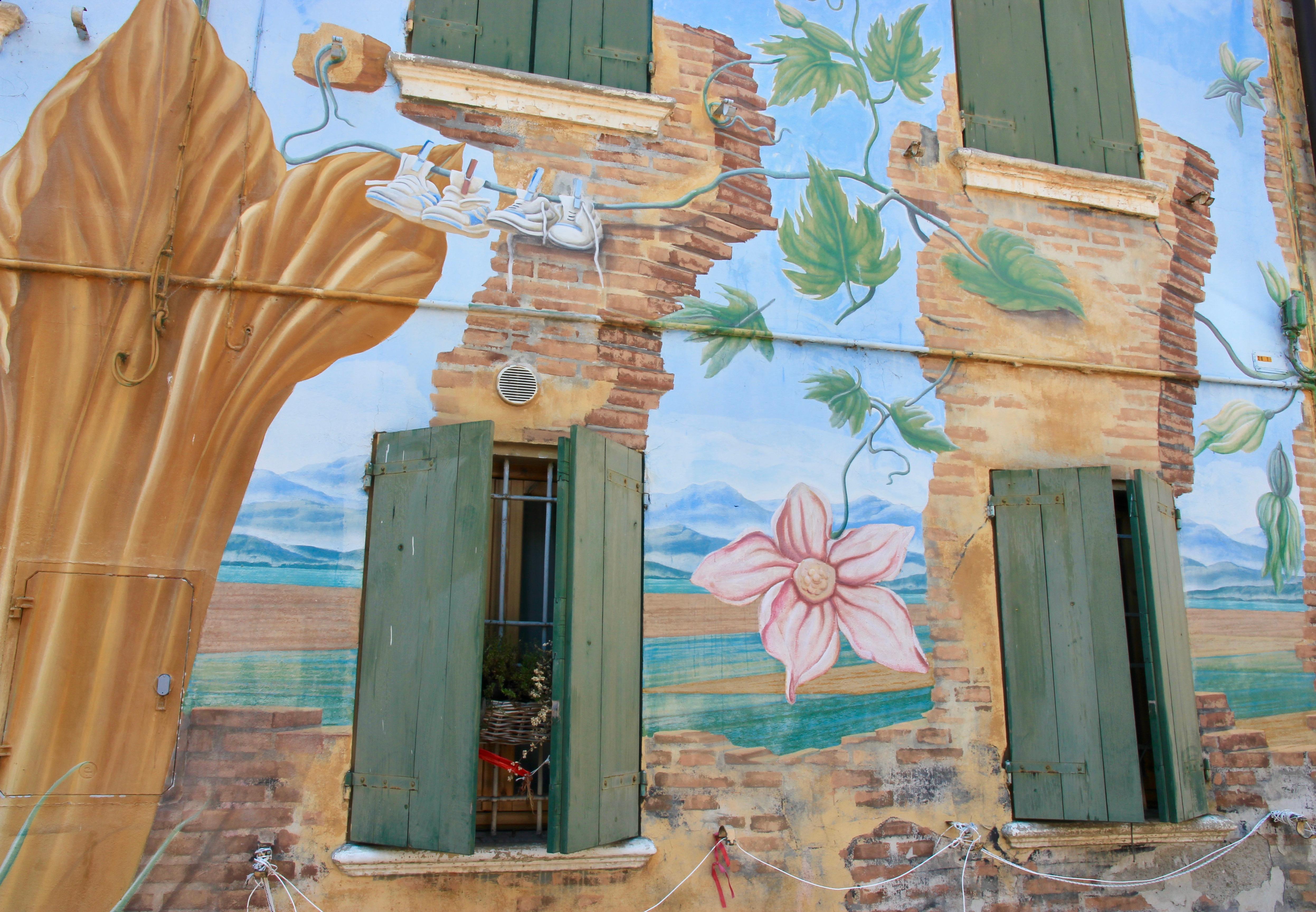murales San Giovanni in Persiceto