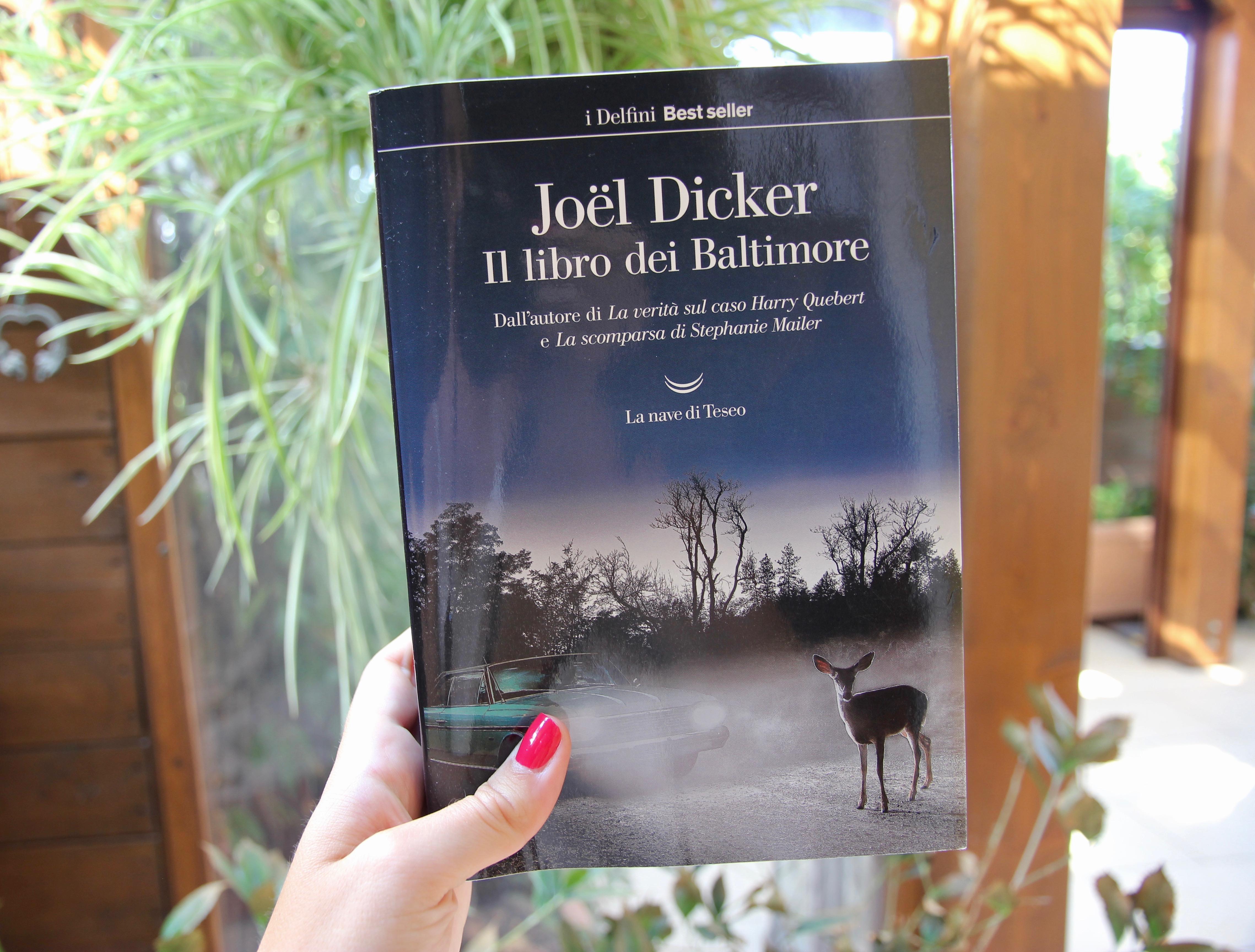libri di Joël Dicker