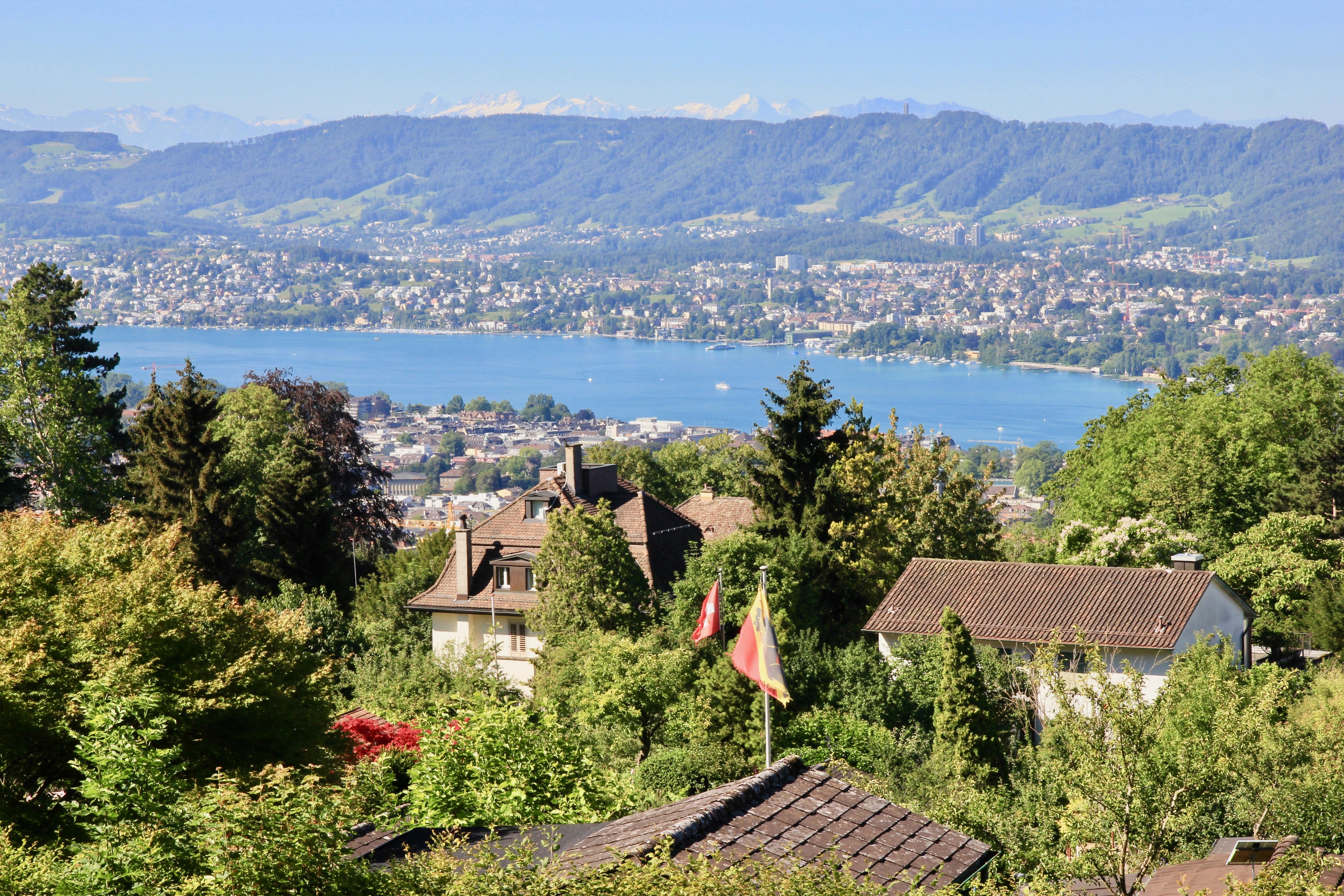 Zürichberg, Zurigo