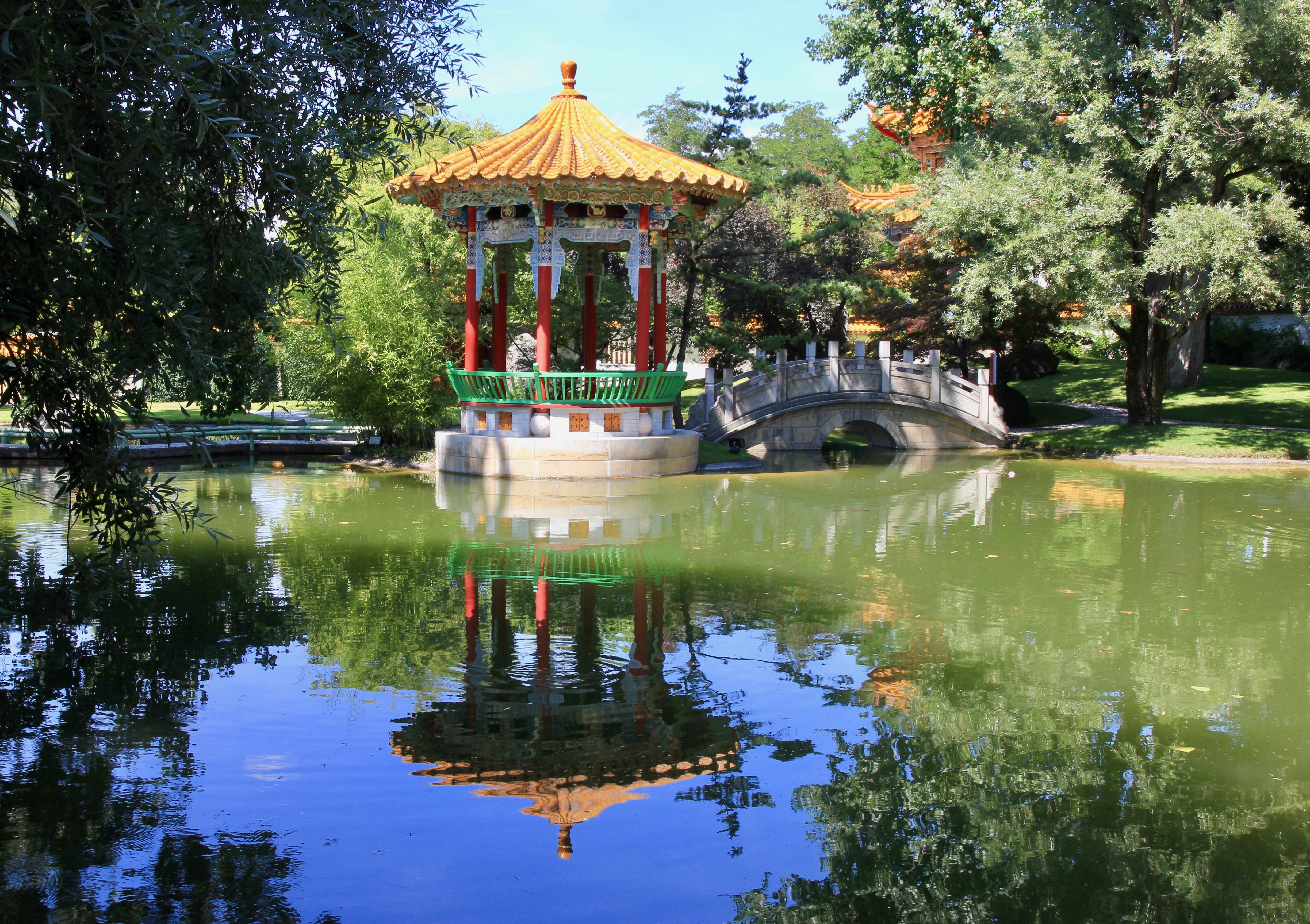 Giardino cinese di Zurigo