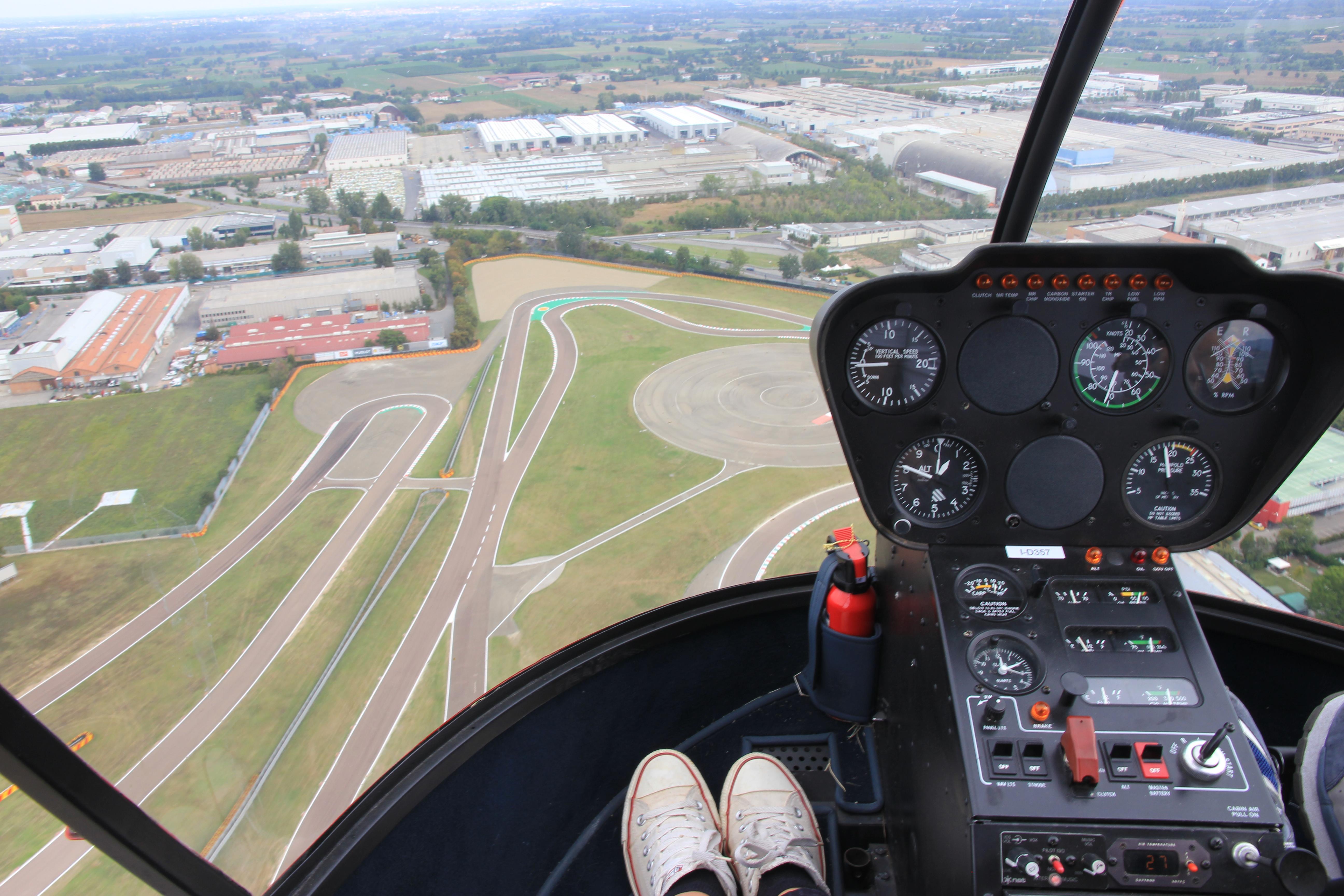 Tour in elicottero - Ca' del Rio
