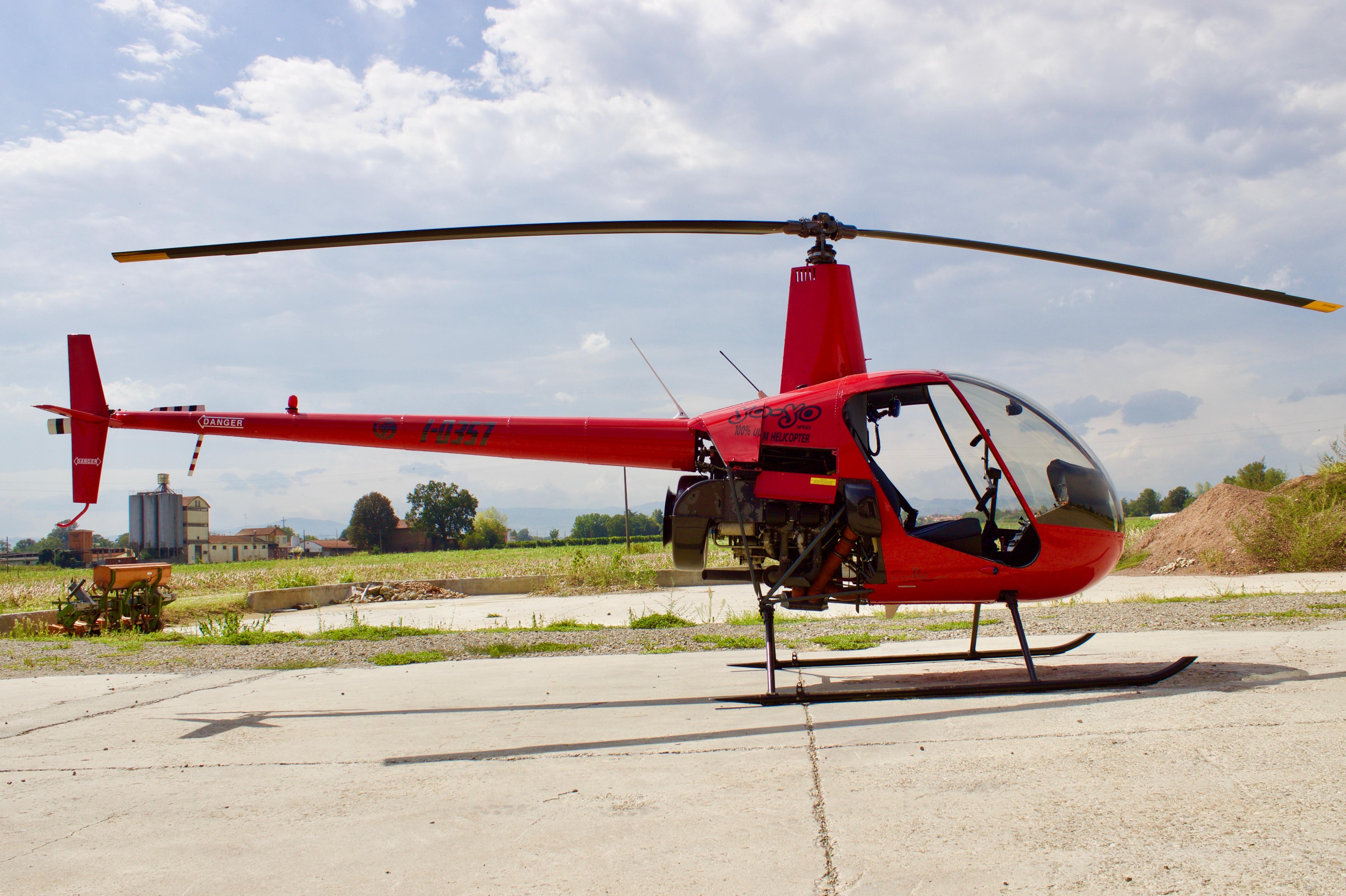 Tour in elicottero Modena