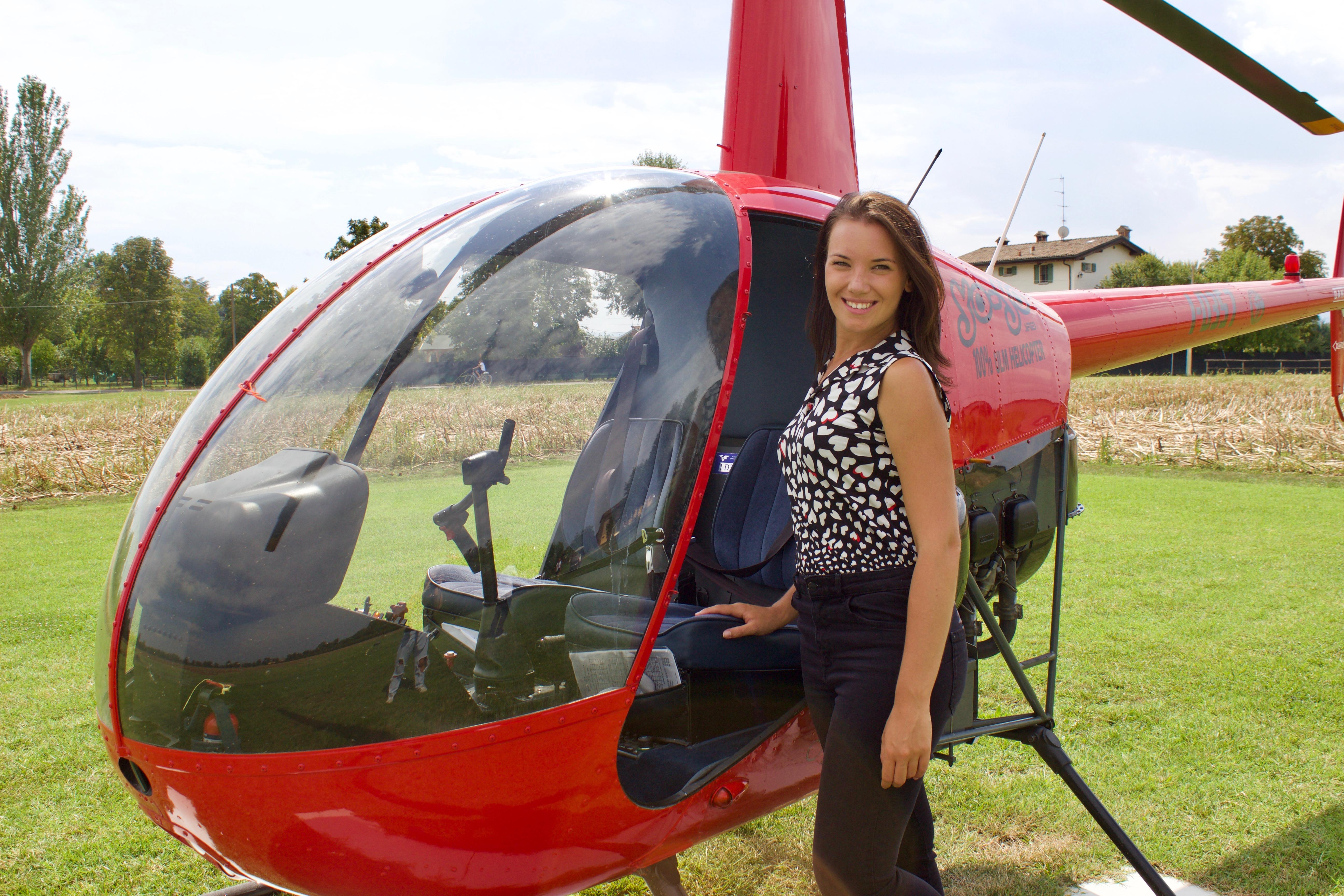 Ca' del Rio - tour in elicottero a Modena