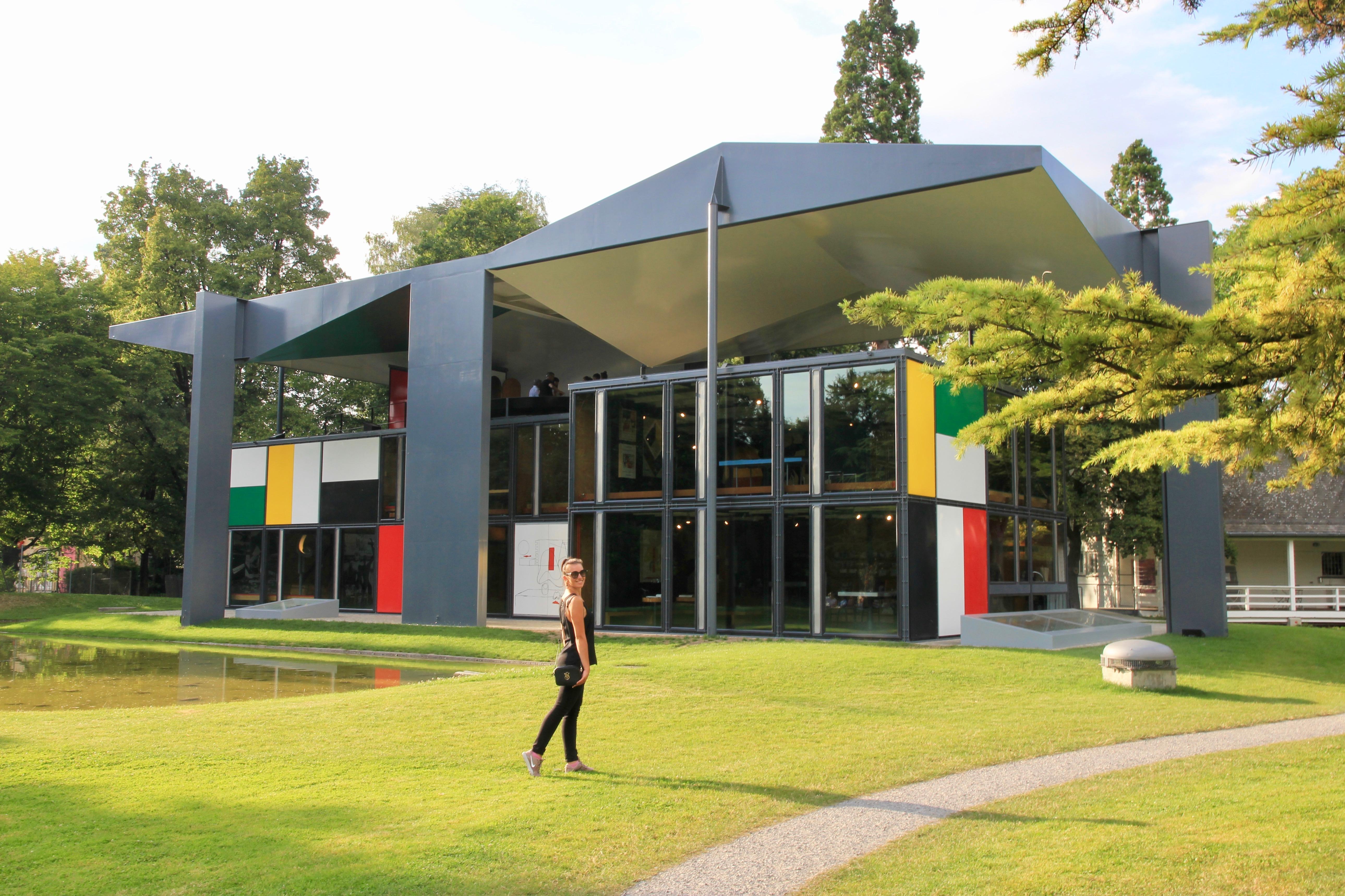 Padiglione Le Corbusier, Zurigo
