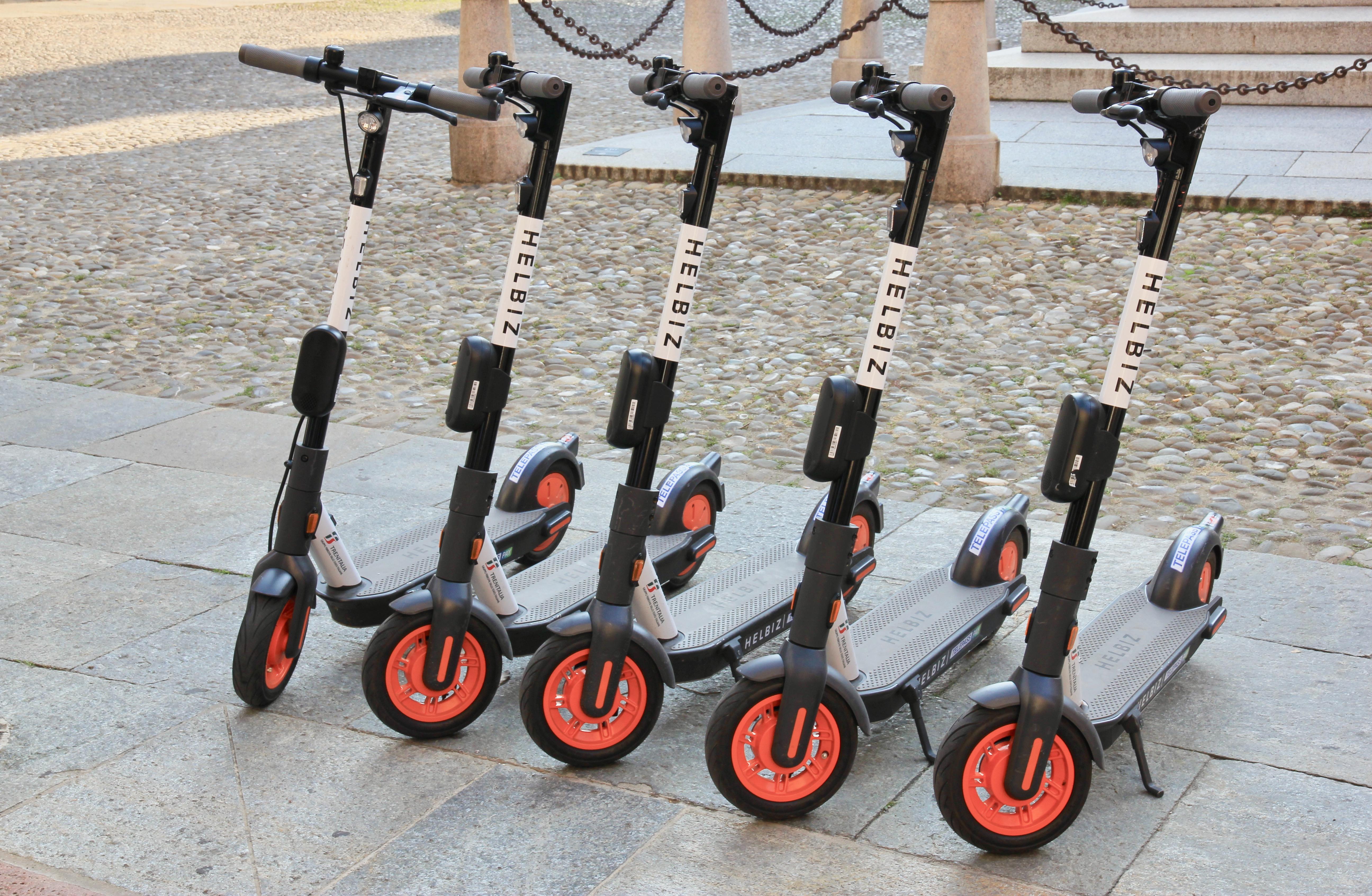 Monopattini elettrici a Modena