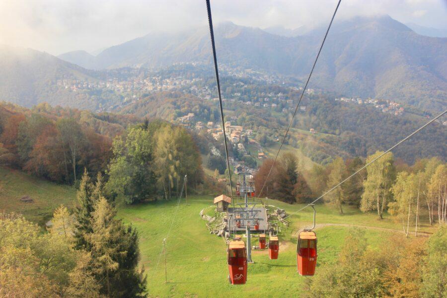 Rifugio Monte Poieto - cabinovia