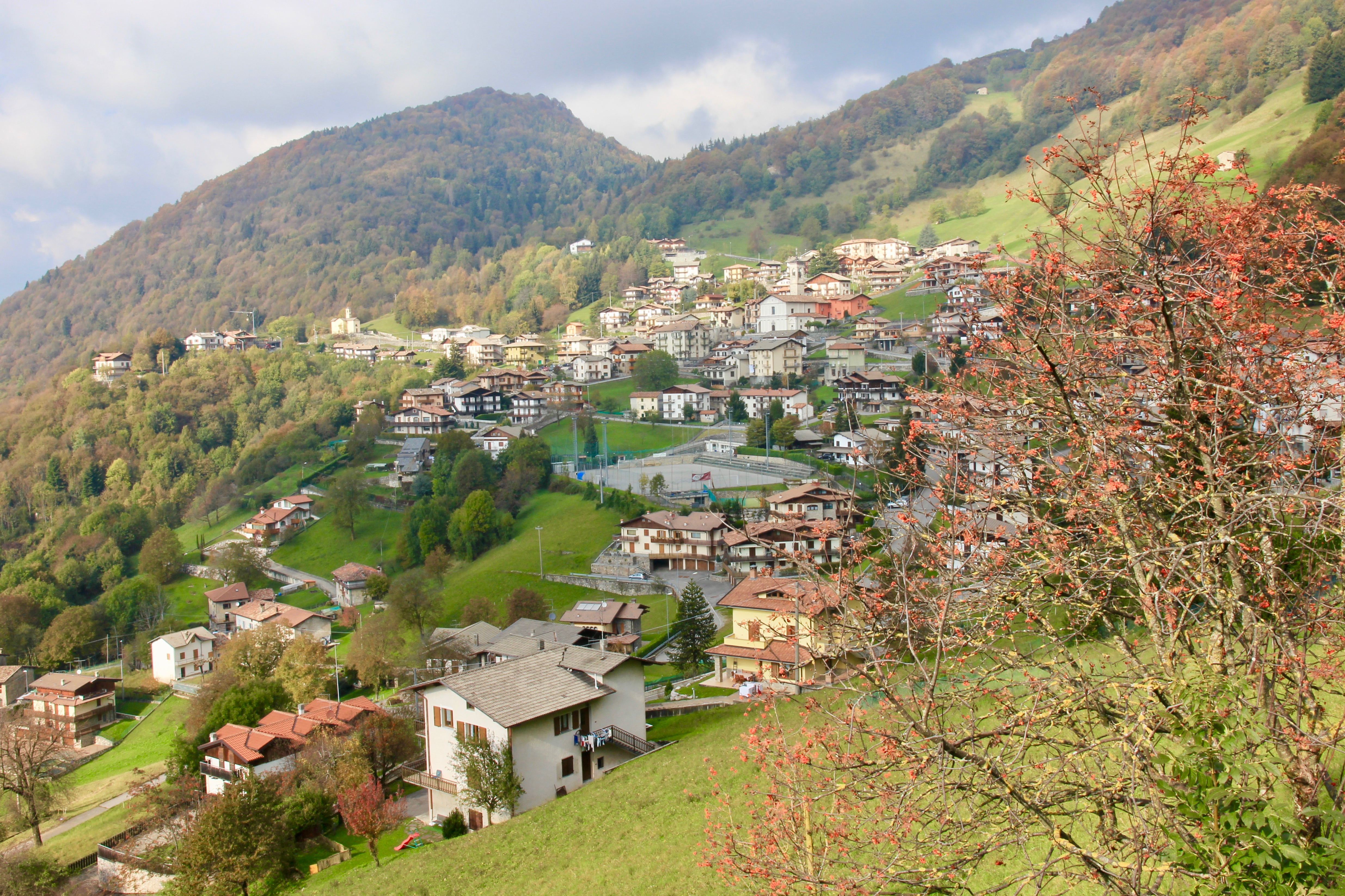 Lombardia in autunno