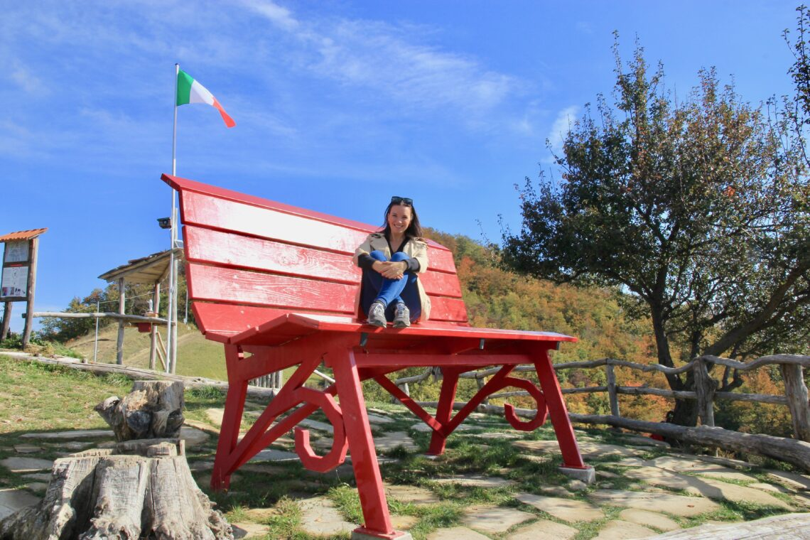 Panchina Gigante Monte Fosola