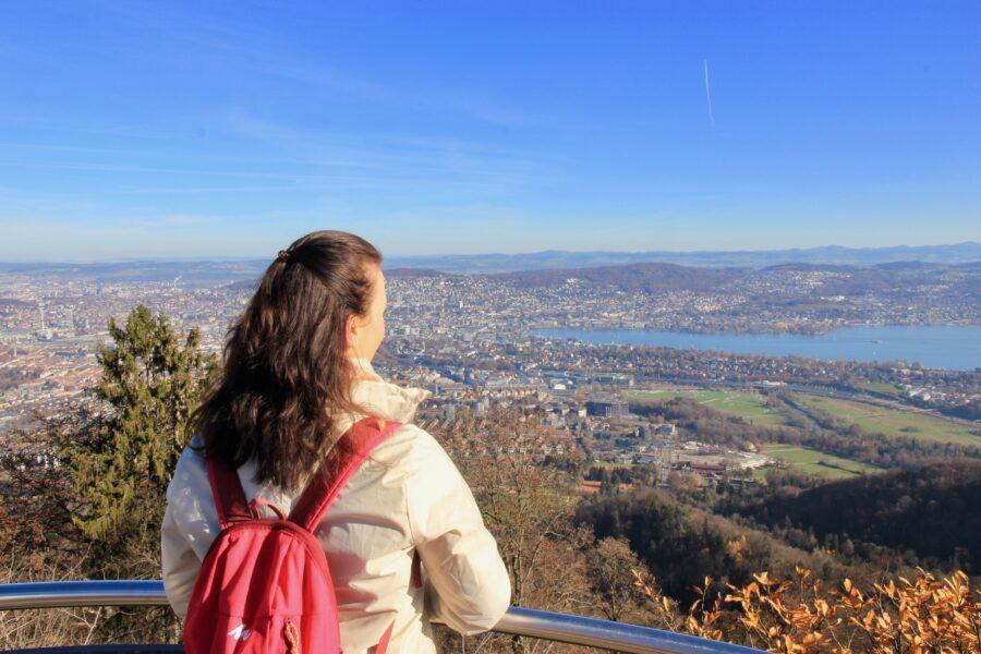 Zurigo - Uetliberg