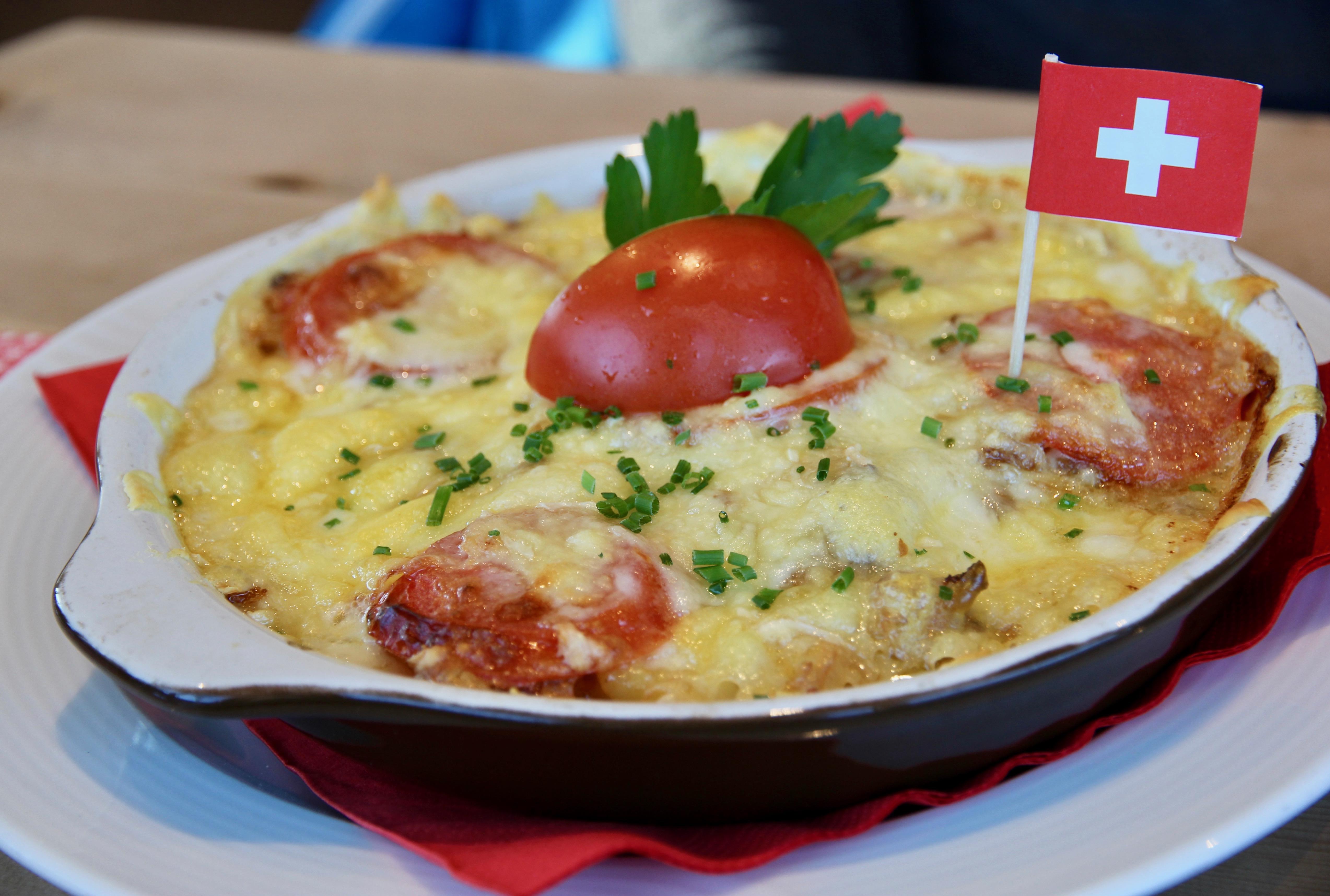 Piatto svizzero