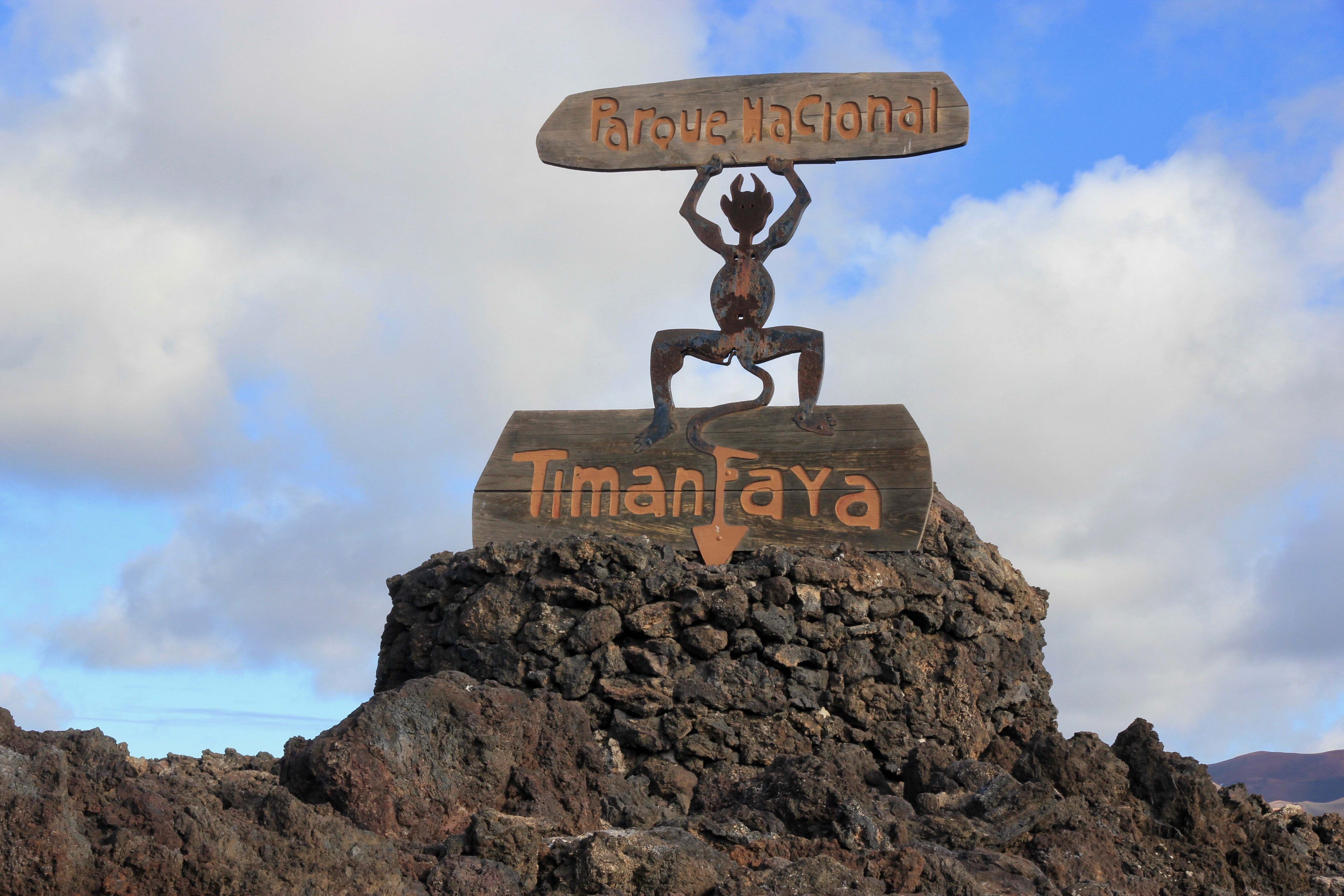 Come visitare il Parco del Timanfaya