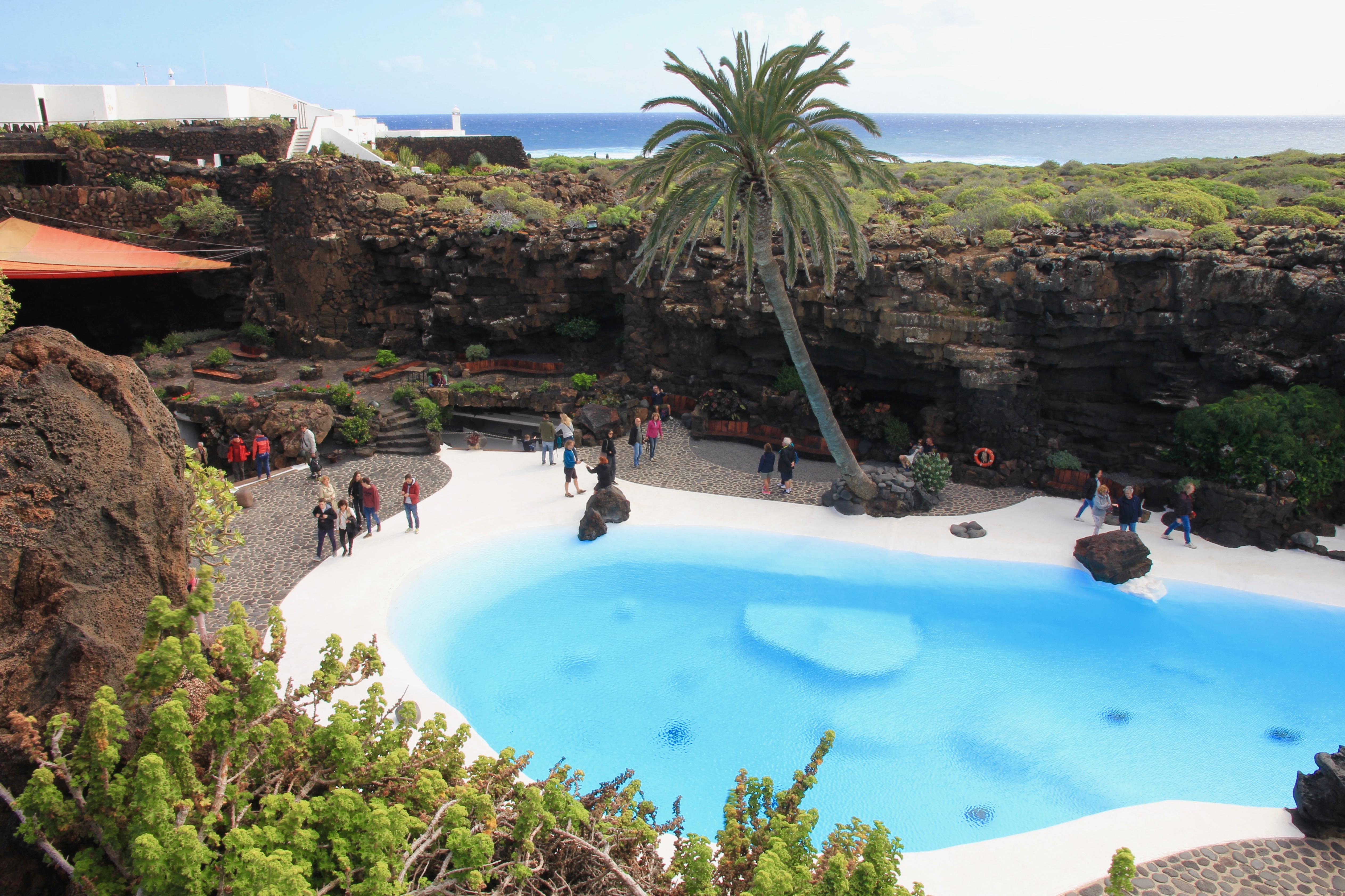 Lanzarote - Jameos de agua