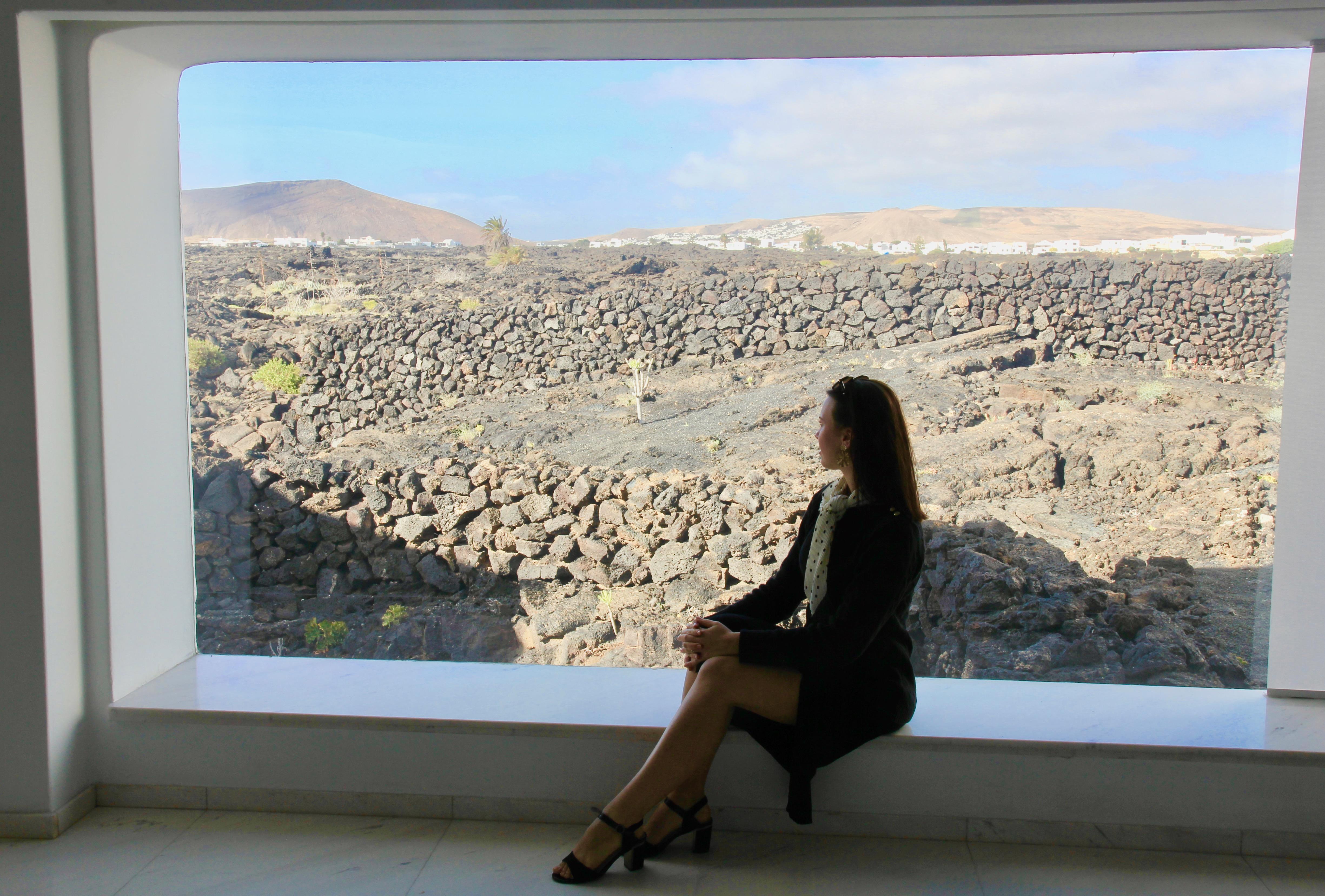 I luoghi di Manrique a Lanzarote