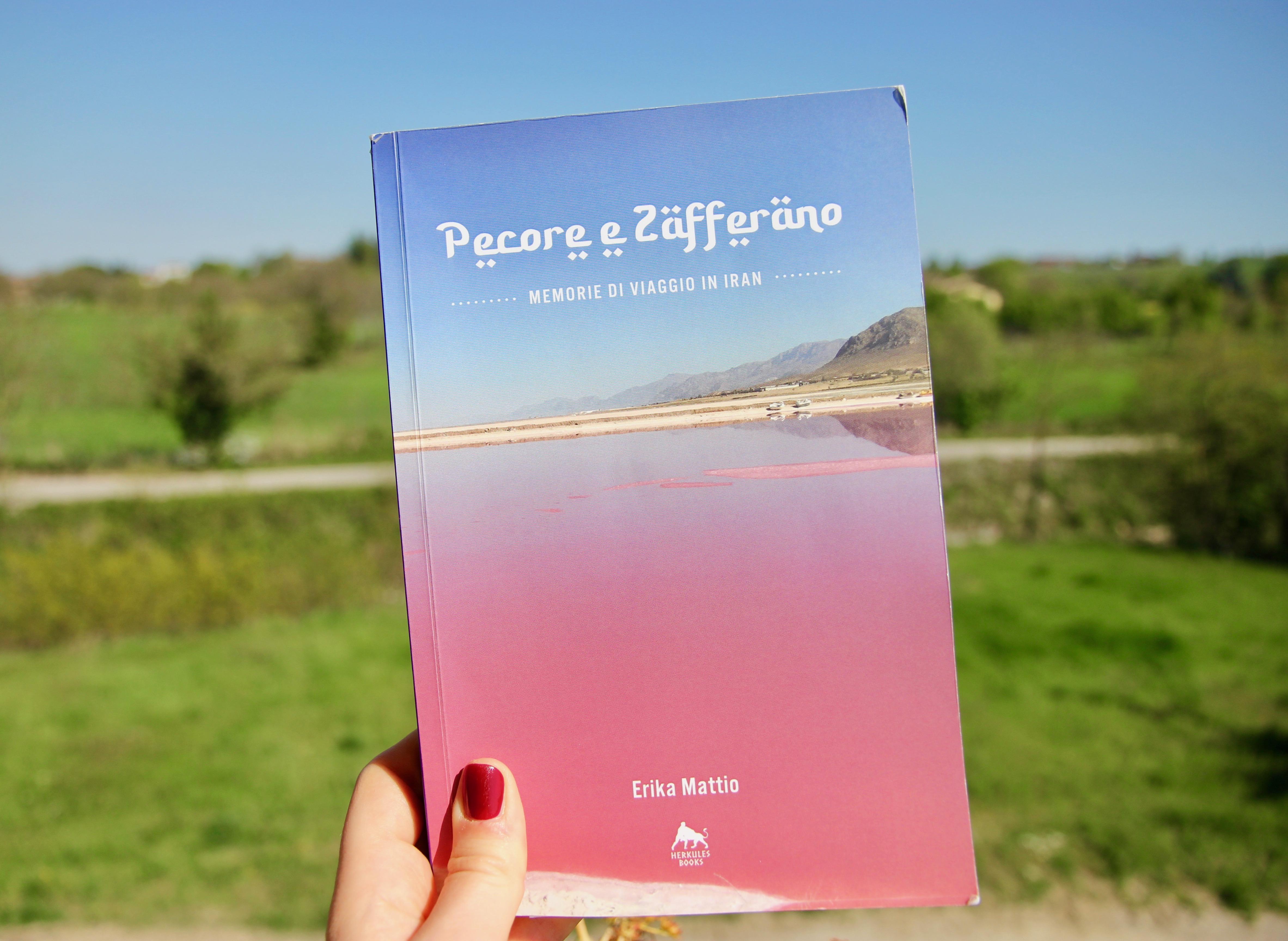 Libro Iran di Erika Mattio