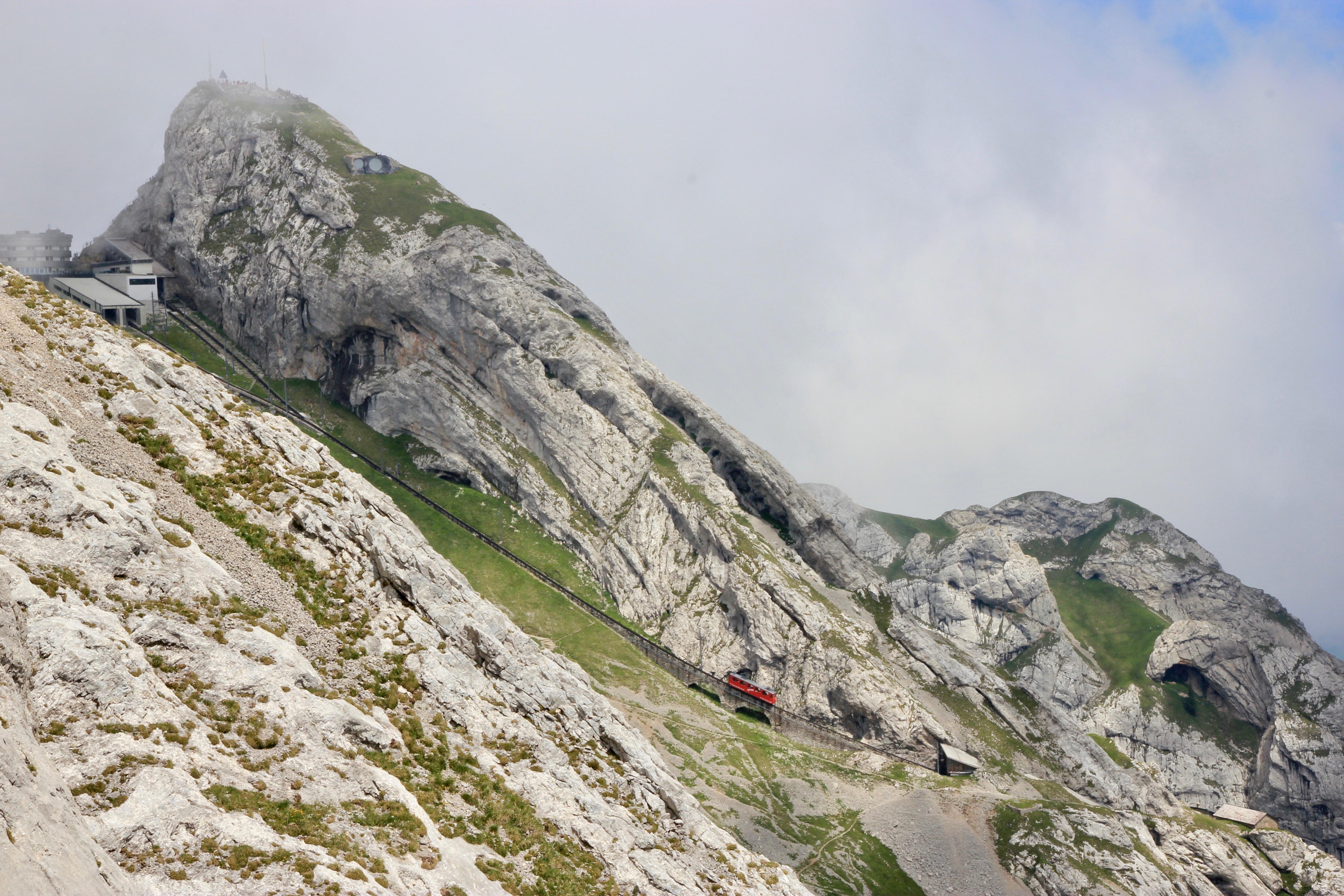 Anello d'oro, Monte Pilatus
