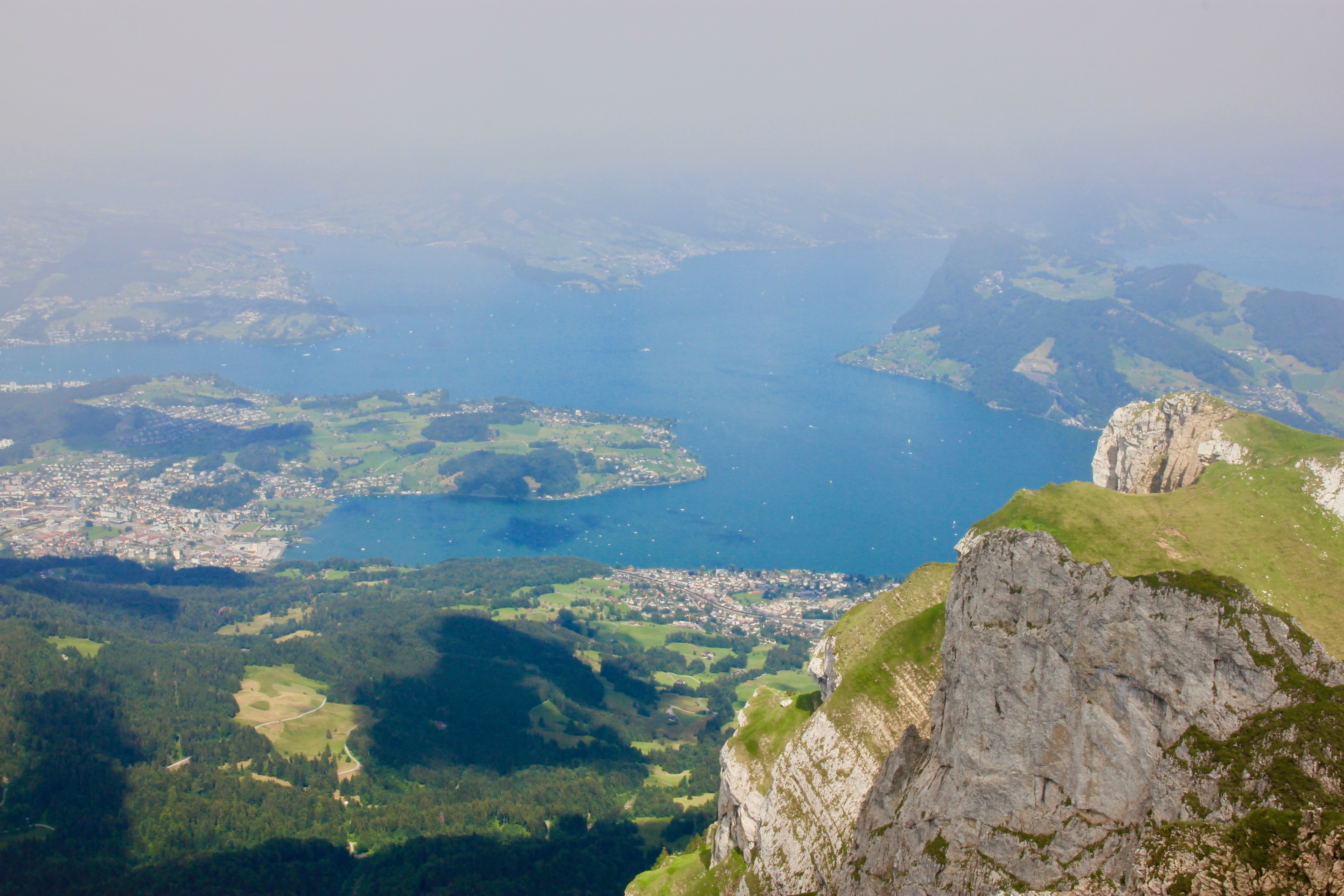 Monte Pilatus - Anello d'oro