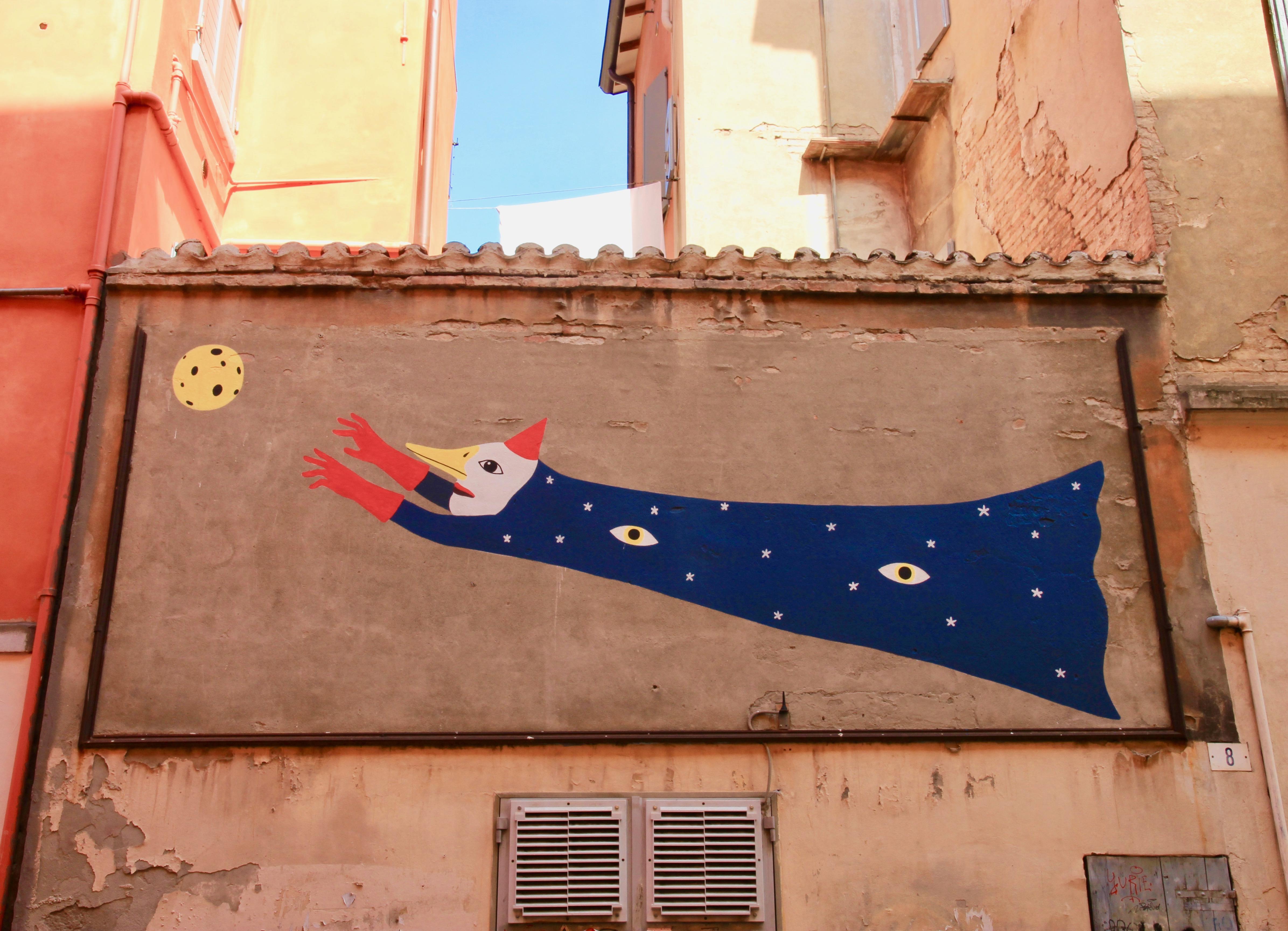 Street Art Modena - FAI