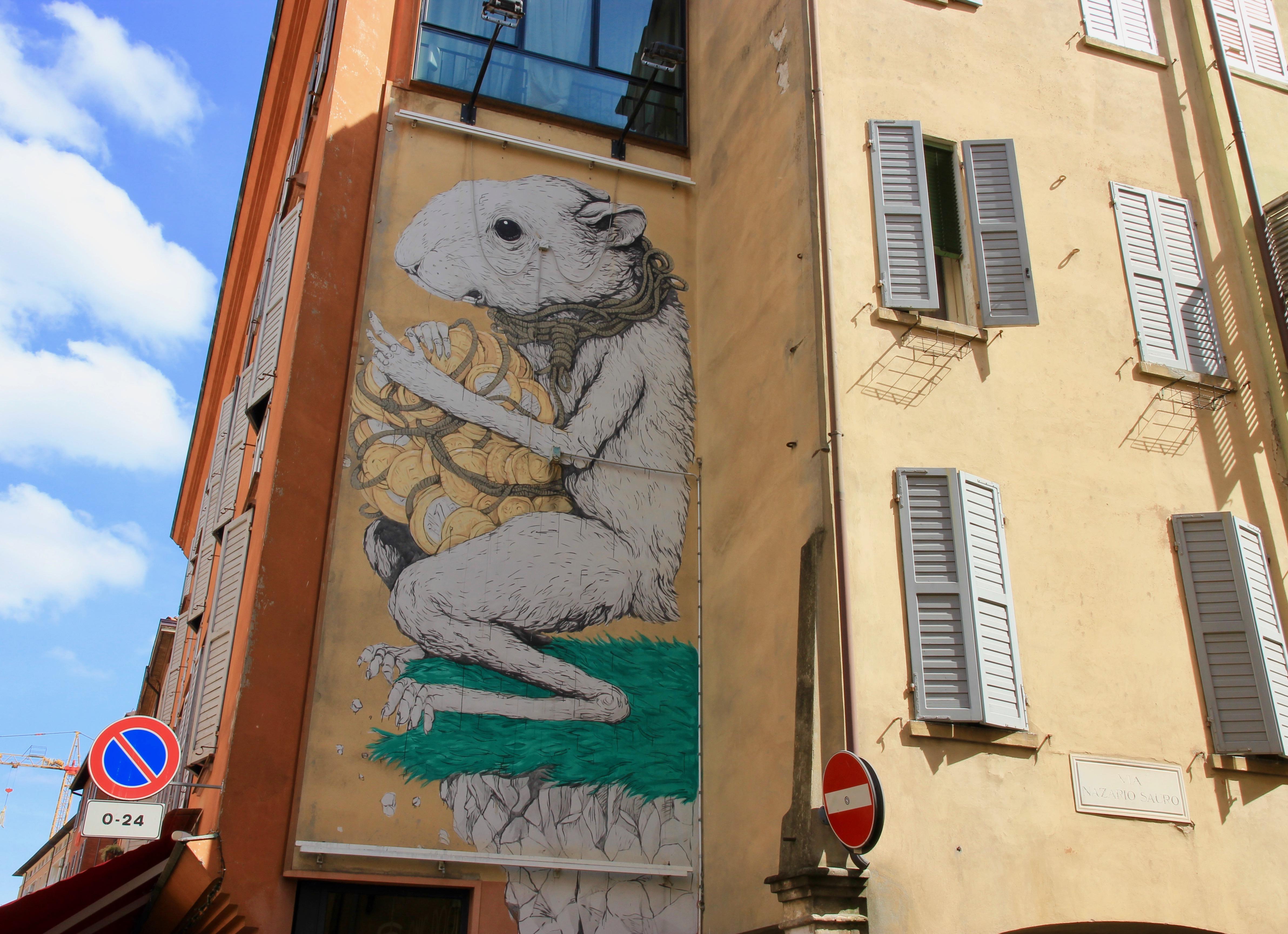 Street Art di Modena
