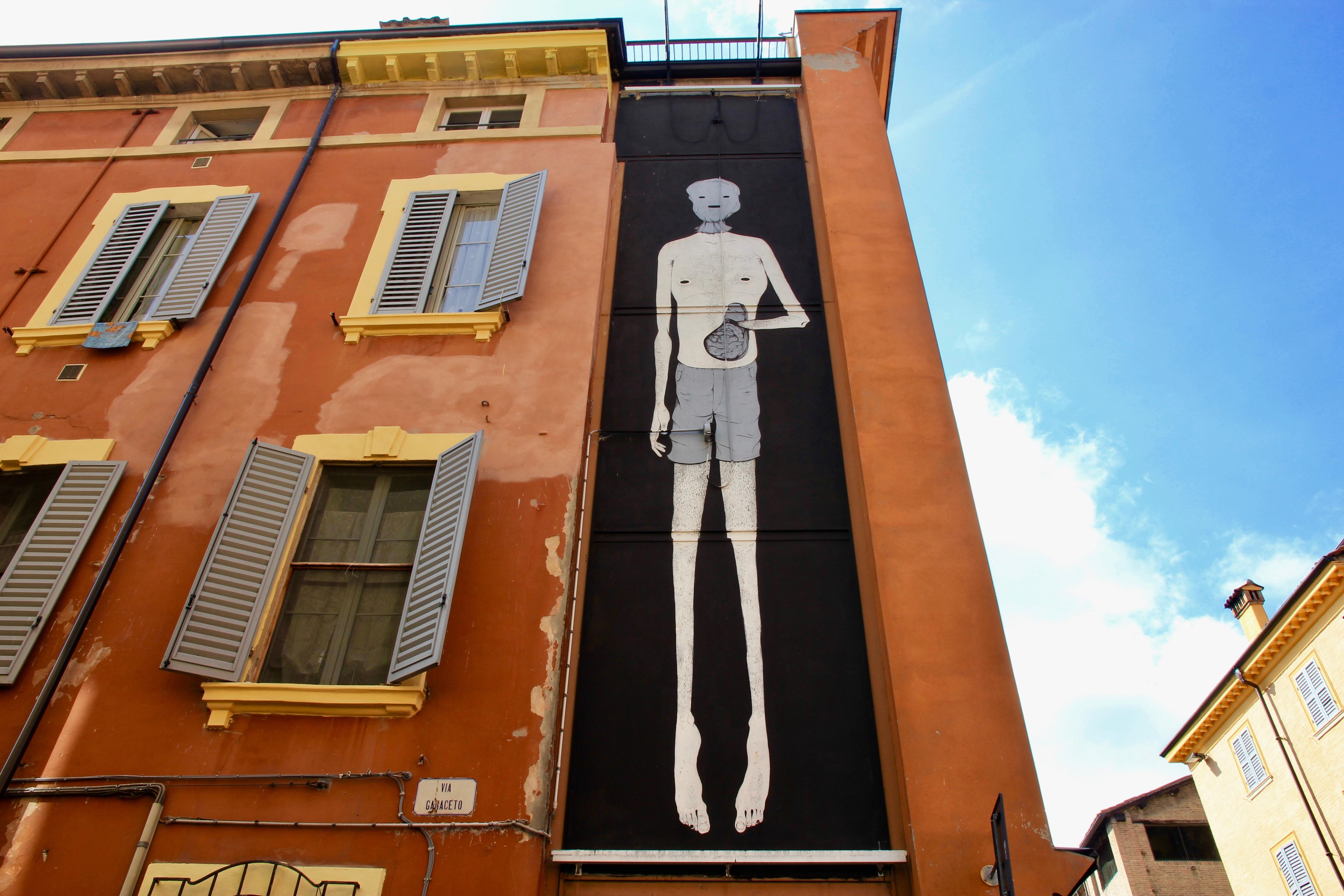 FAI Giovani - Modena Street Art