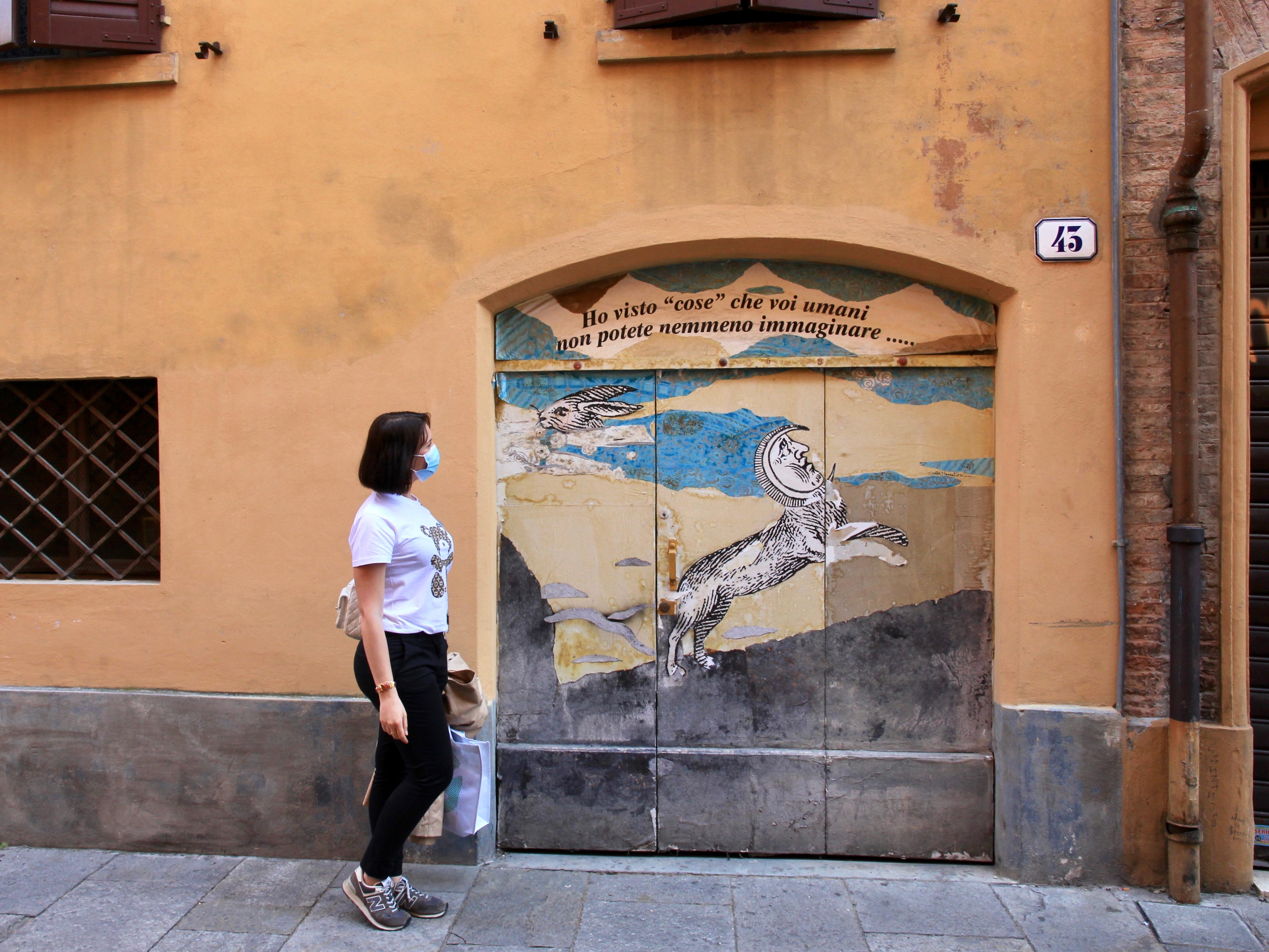 FAI Giovani Modena - Street Art