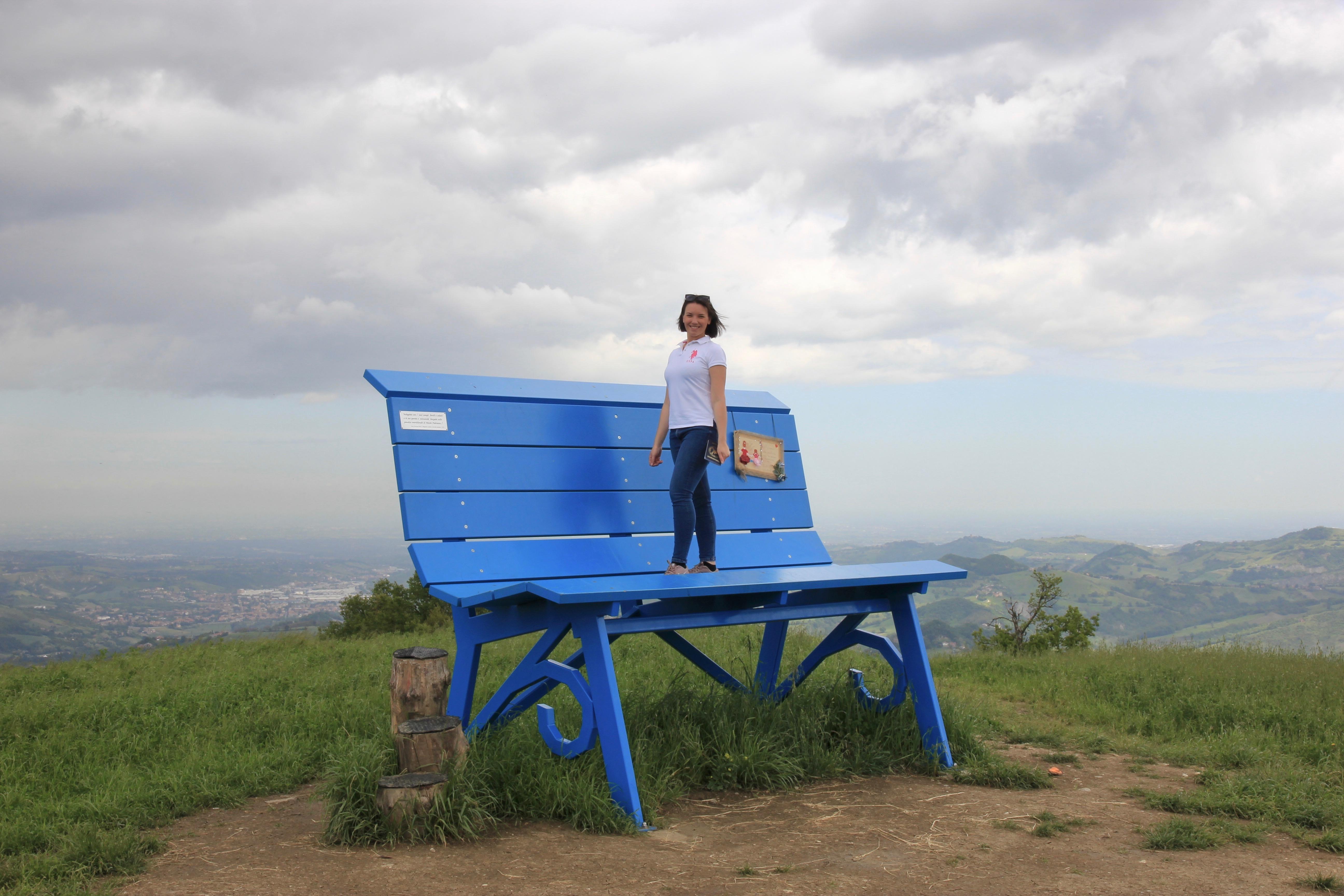 Big bench Prignano sulla Secchia