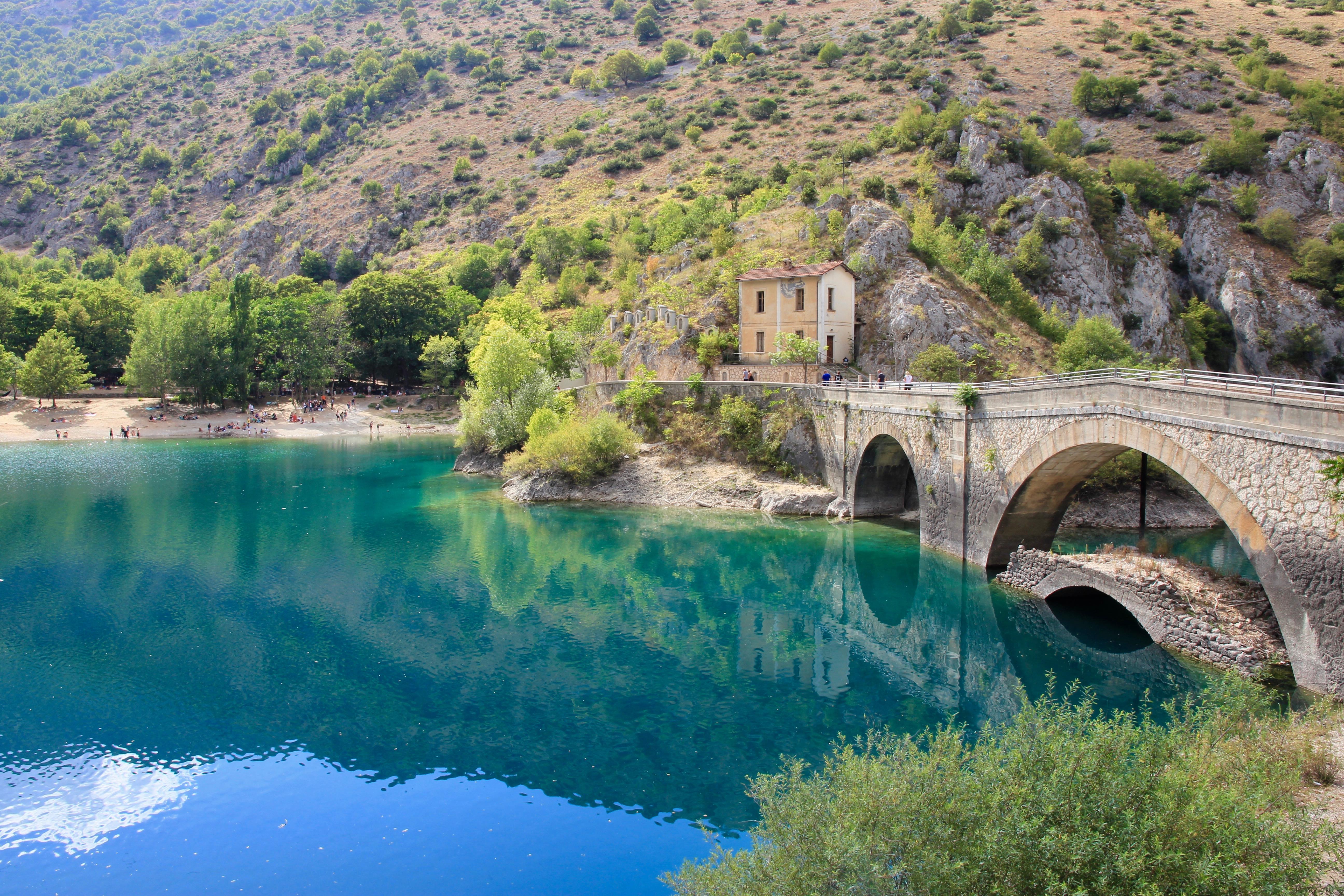 Abruzzo - Lago di San Domenico