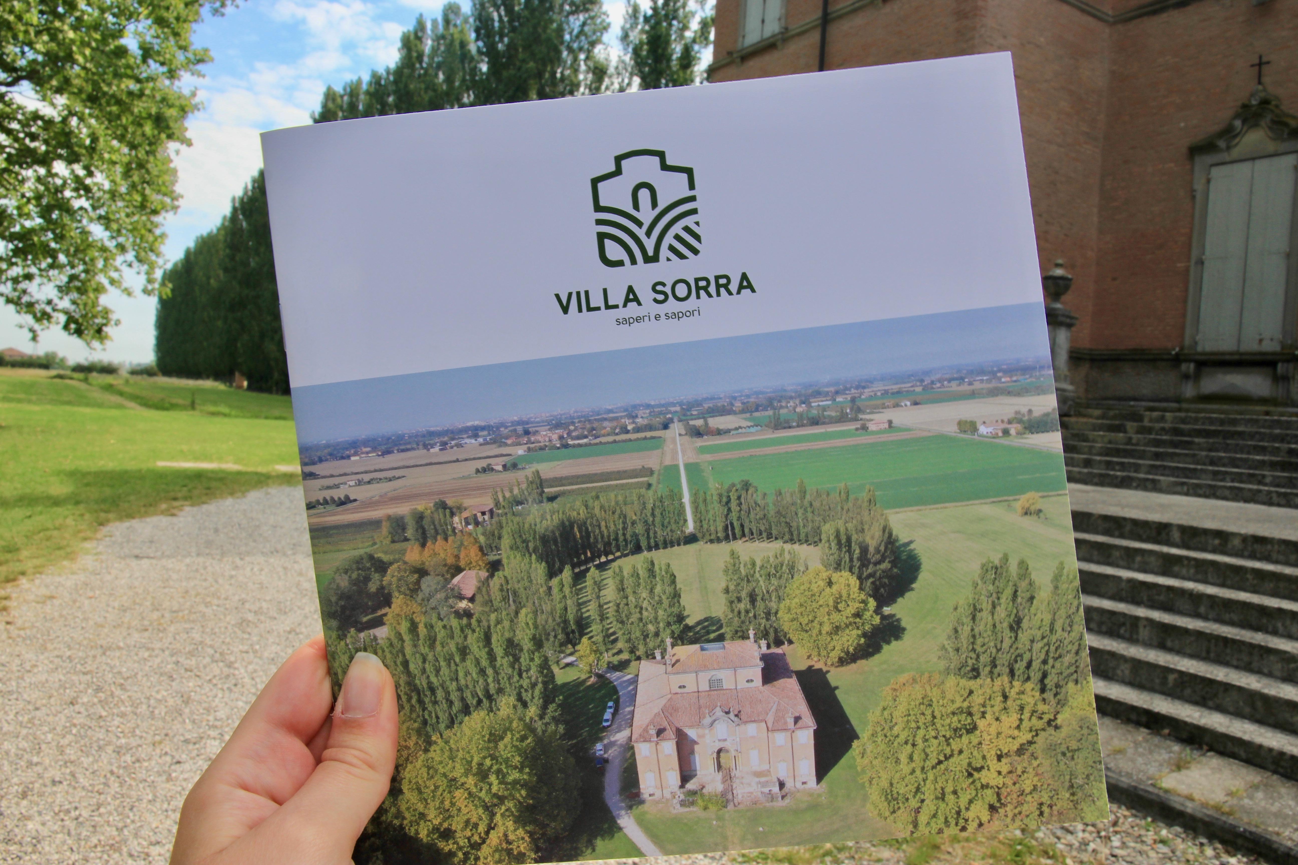 Visita Guidata a Villa Sorra