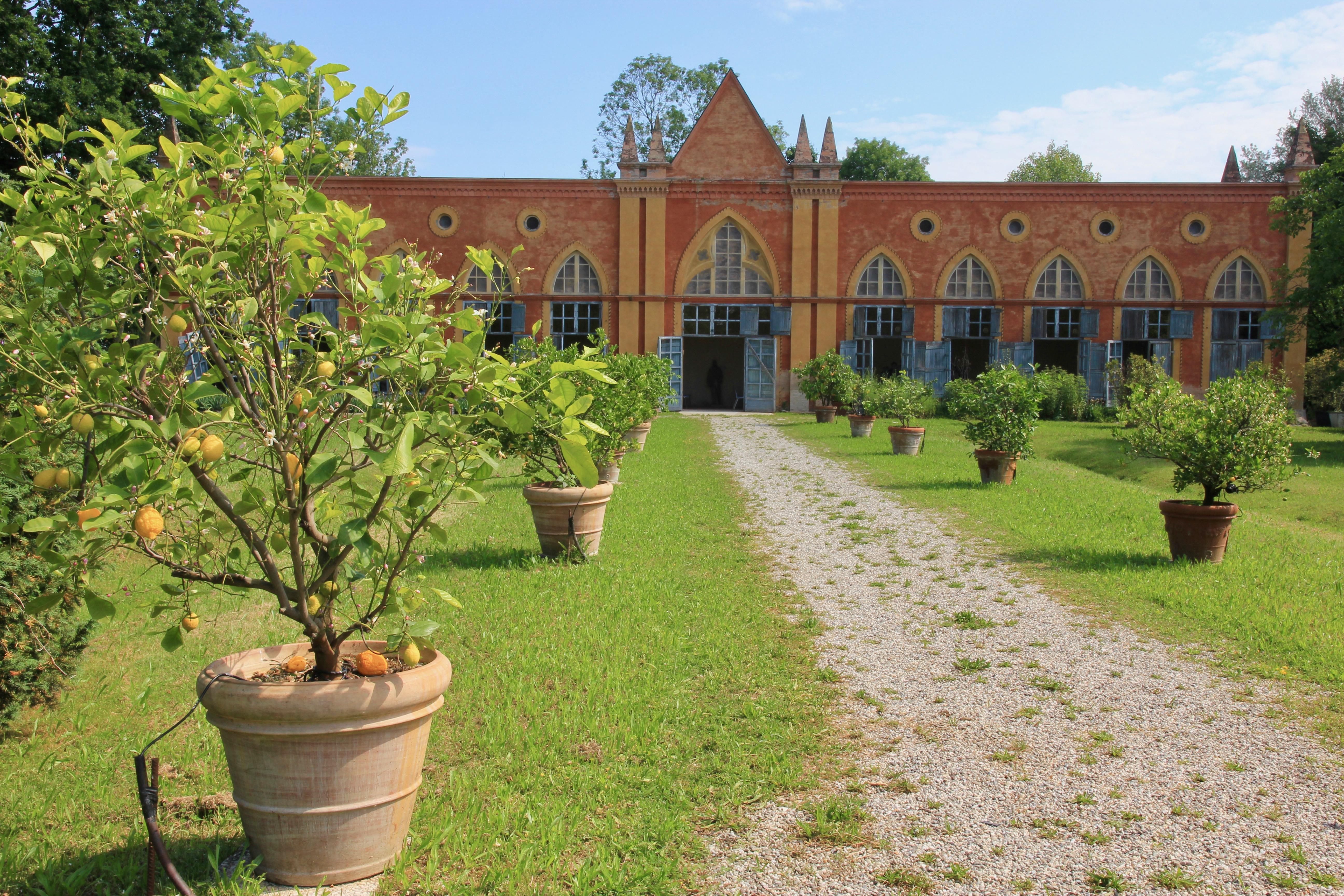 Villa Sorra - visita guidata