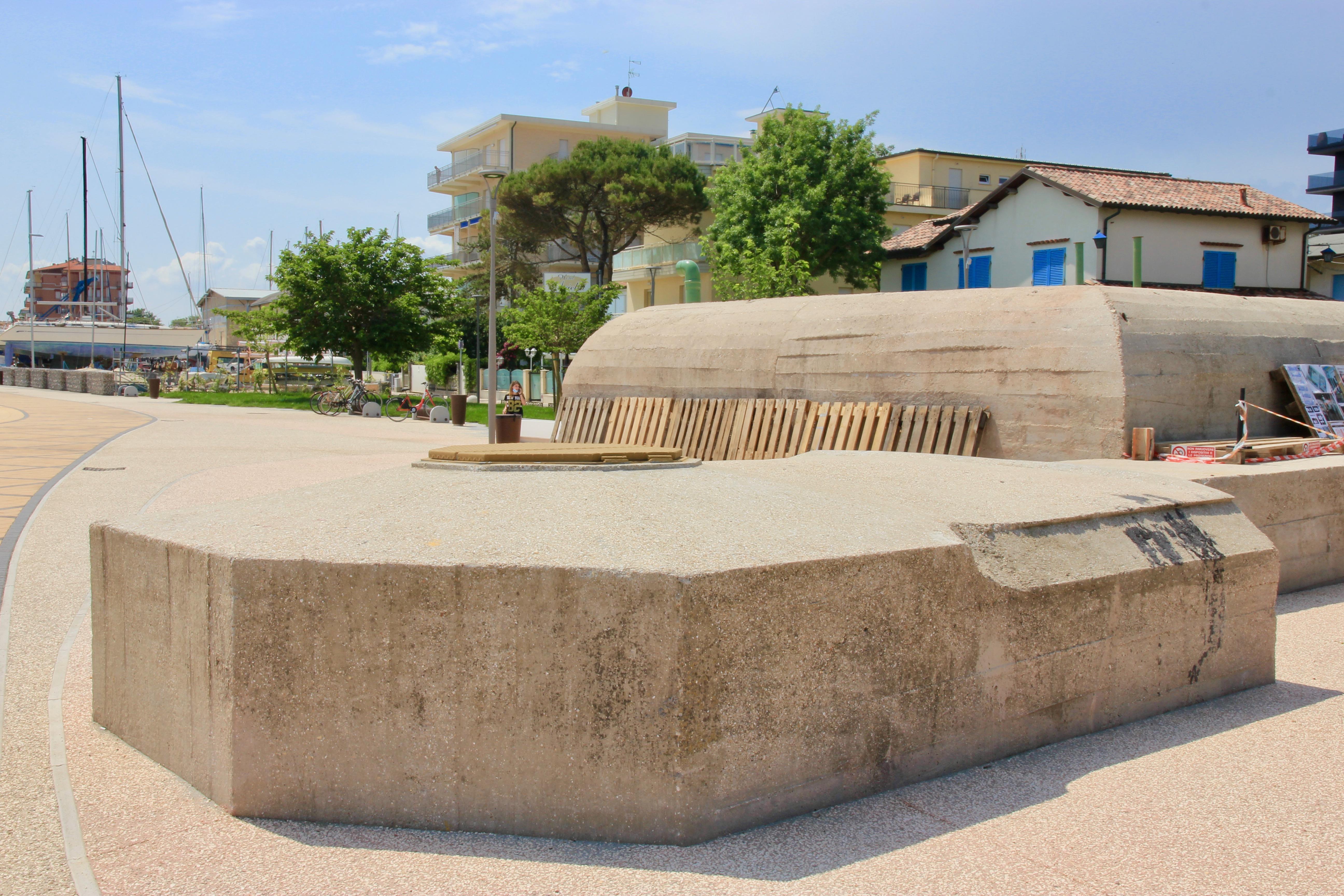Bunker di Milano Marittima