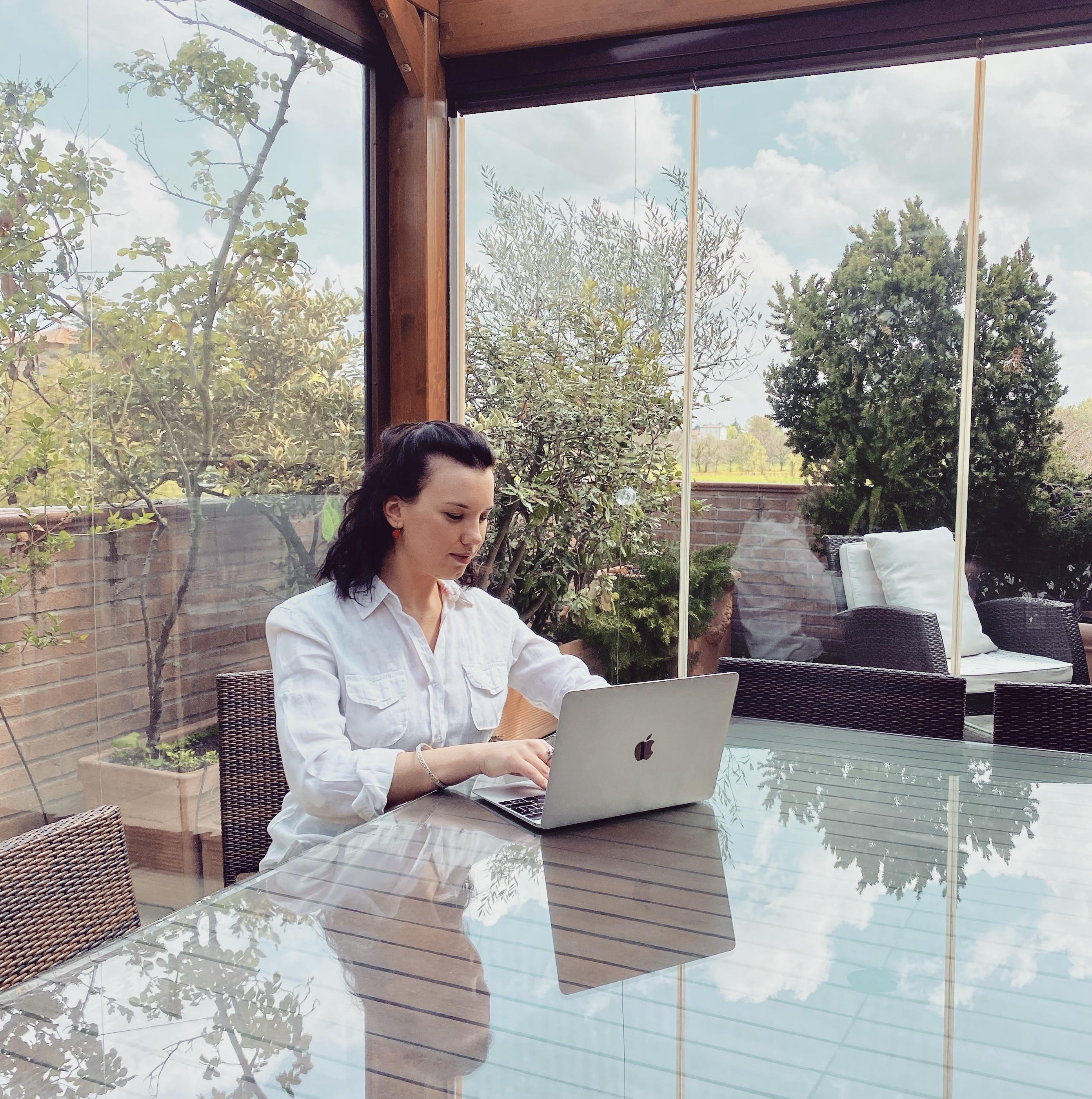 Valentina Grossi - Travel Blogger