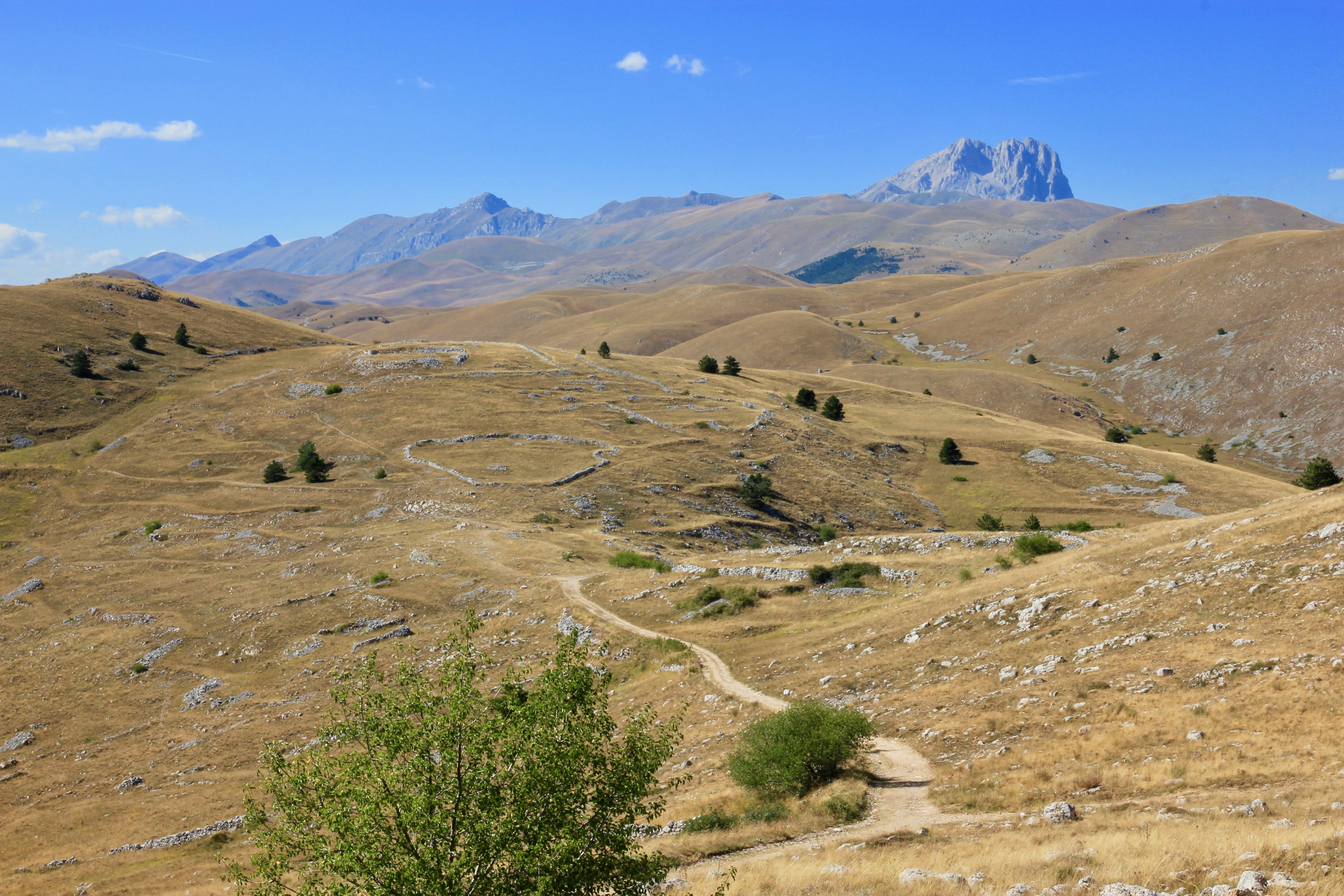Abruzzo - Campo Imperatore