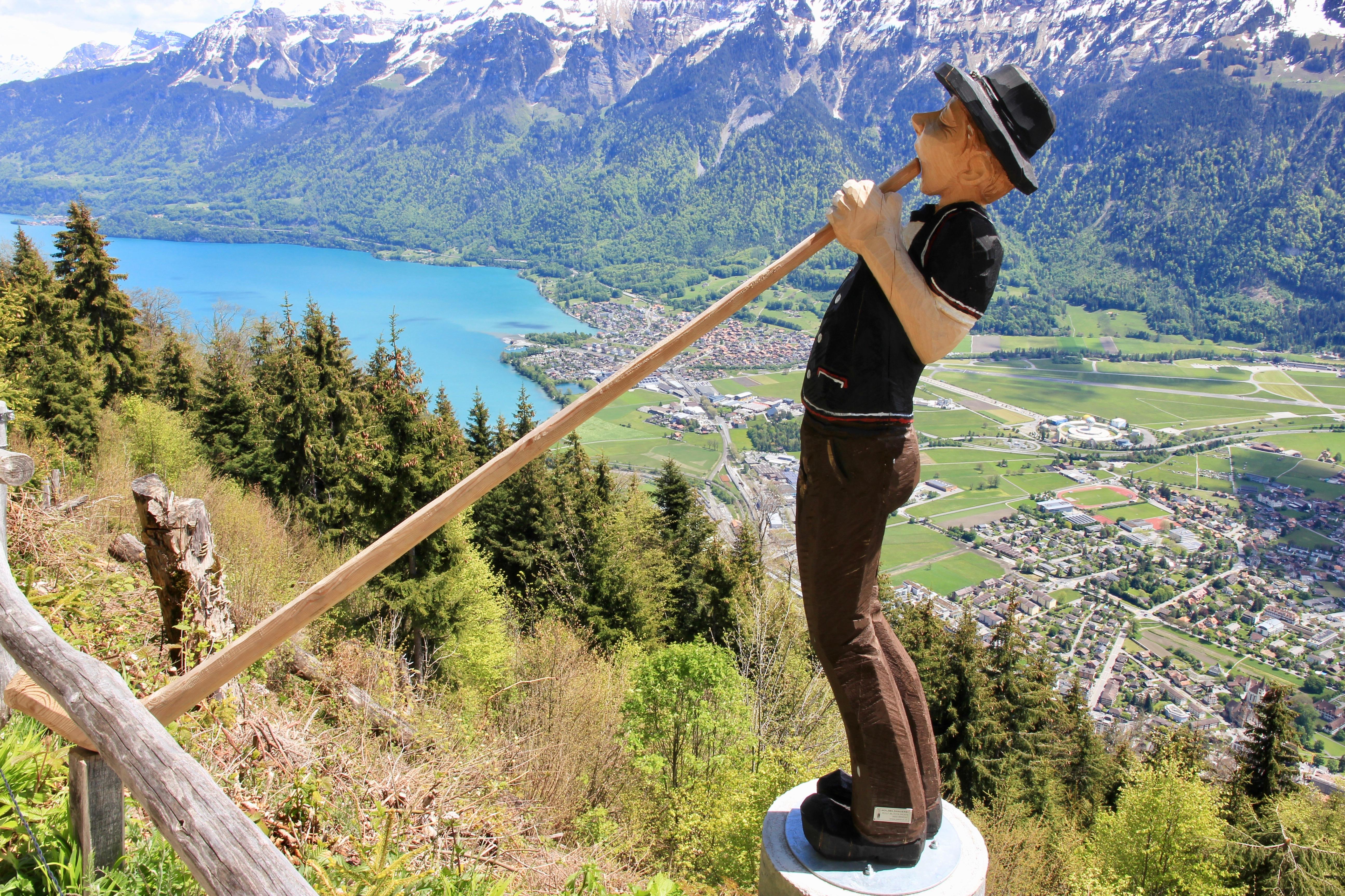 Belvedere di Harder Kulm - Interlaken