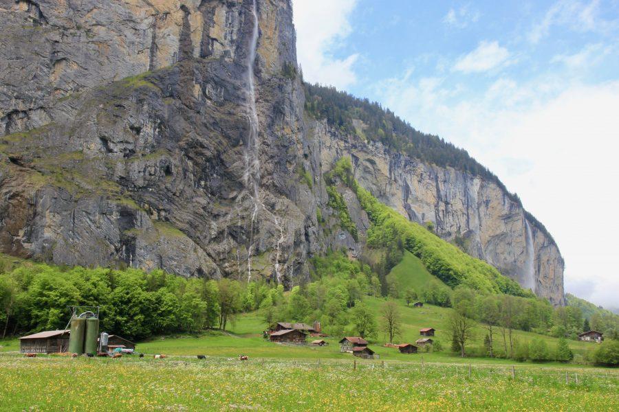 Lauterbrunnen - Interlaken