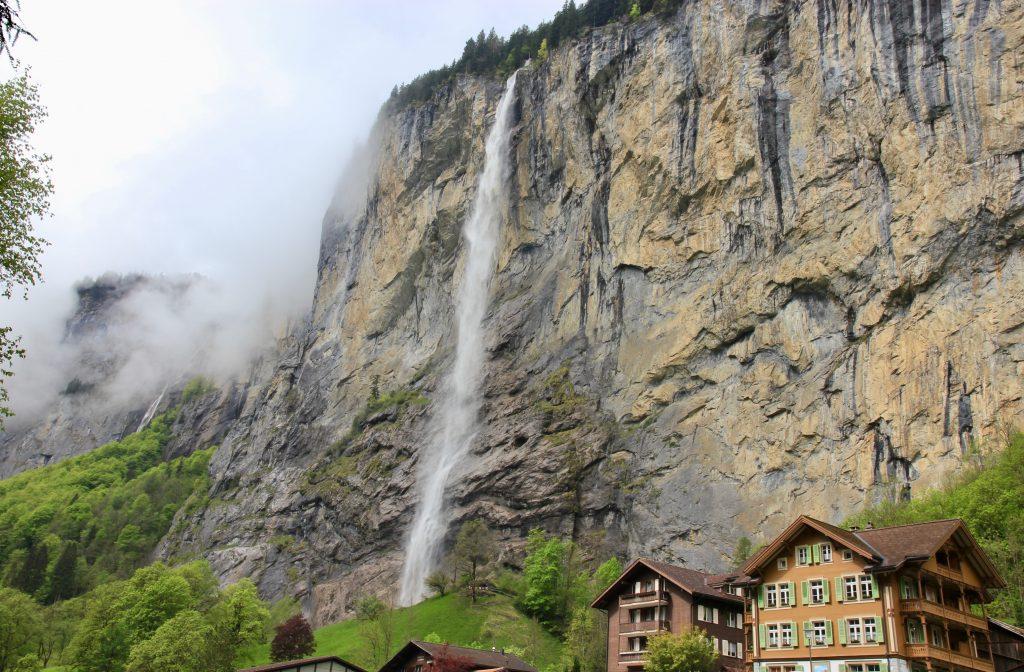 Lauterbrunne, il paese delle cascate