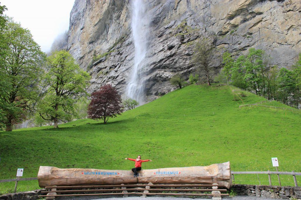 Lauterbrunnen, il paese delle cascate