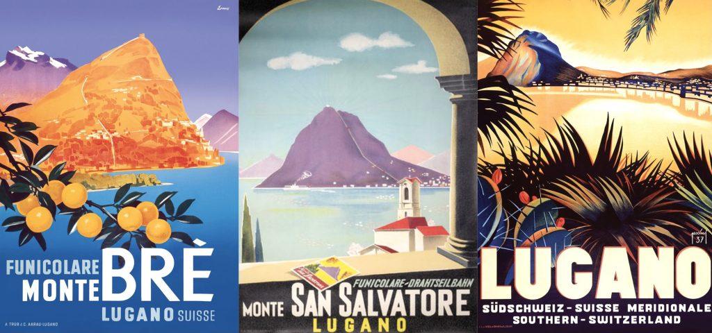Lugano insolita - cosa vedere