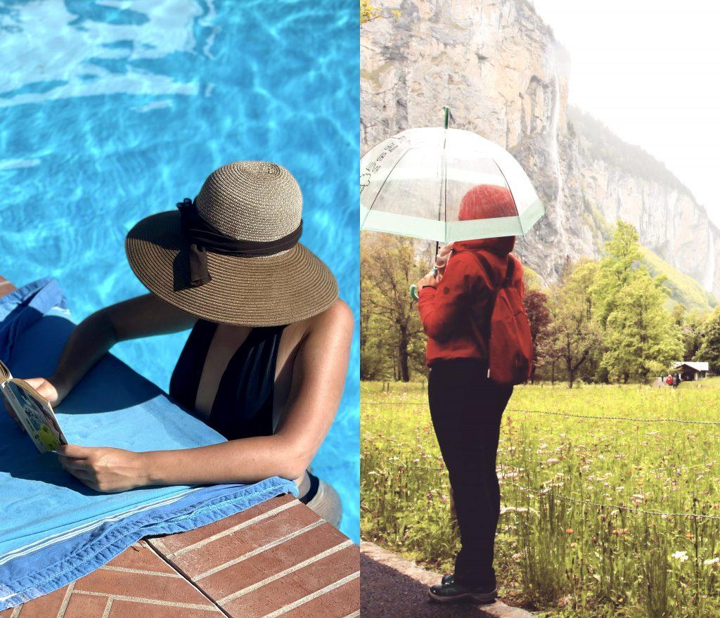 Viaggio e vacanza