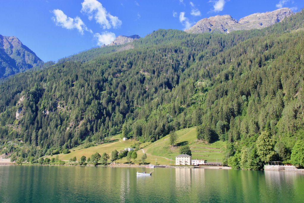 Lago di Poschiavo, Bernina