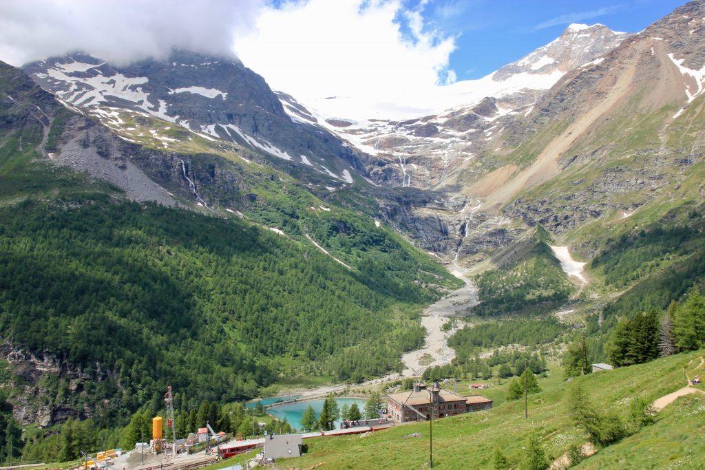 Tappe più belle del Trenino del Bernina