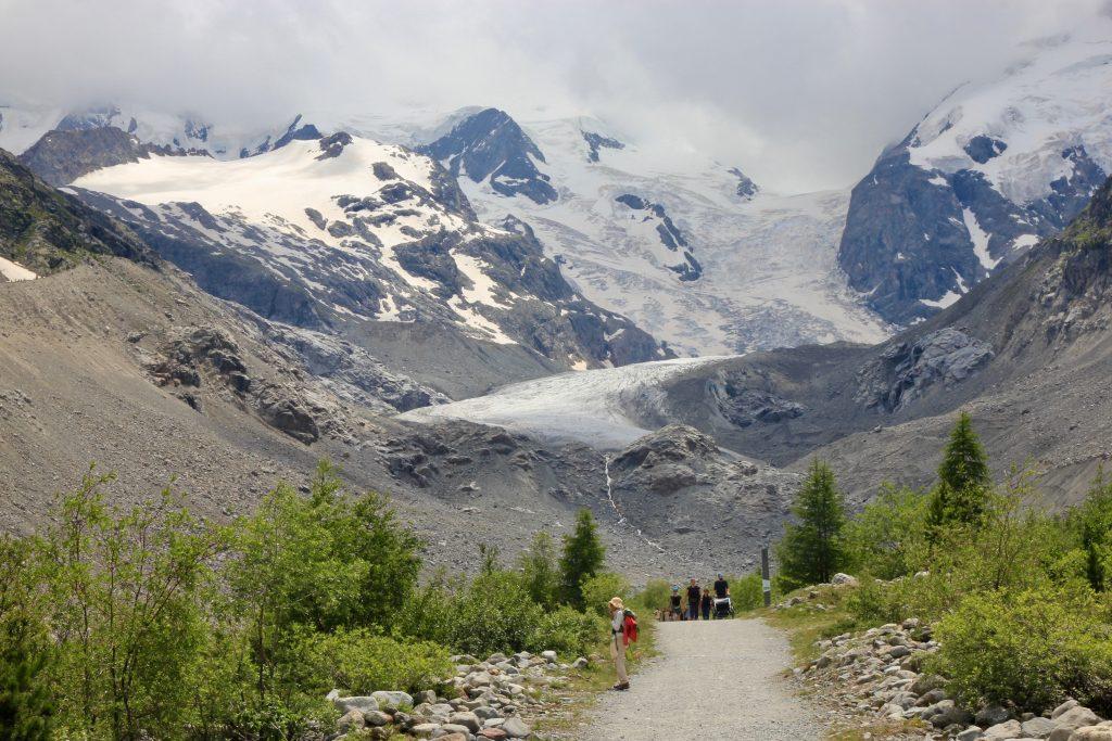 Tappe più belle del Trenino Rosso del Bernina